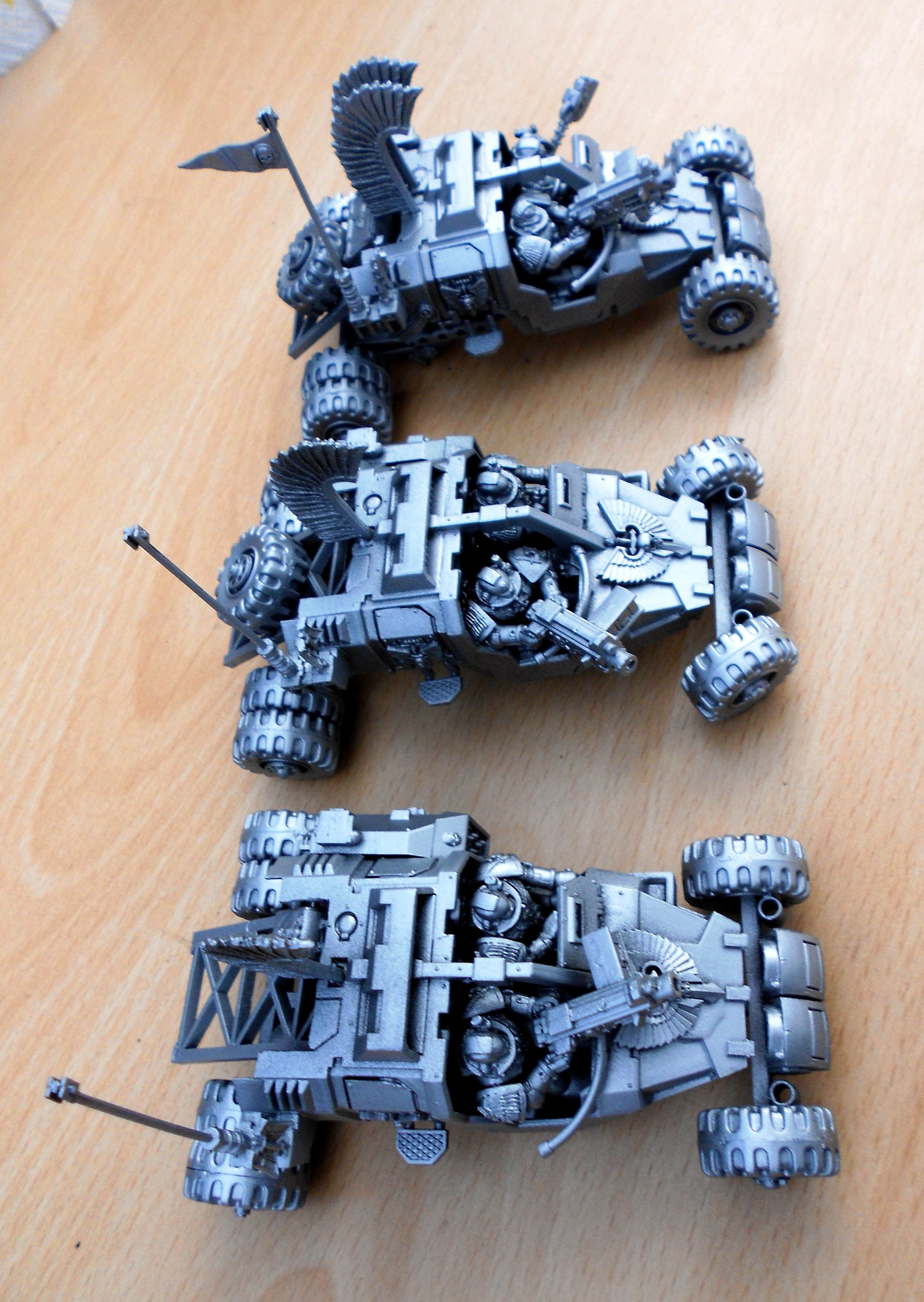 Buggy, Conversion, Dark Angels, Insane Conversion, Jeep, Land Runner, Land Speeder, Ravenwing, Space Marines, Warhammer 40,000