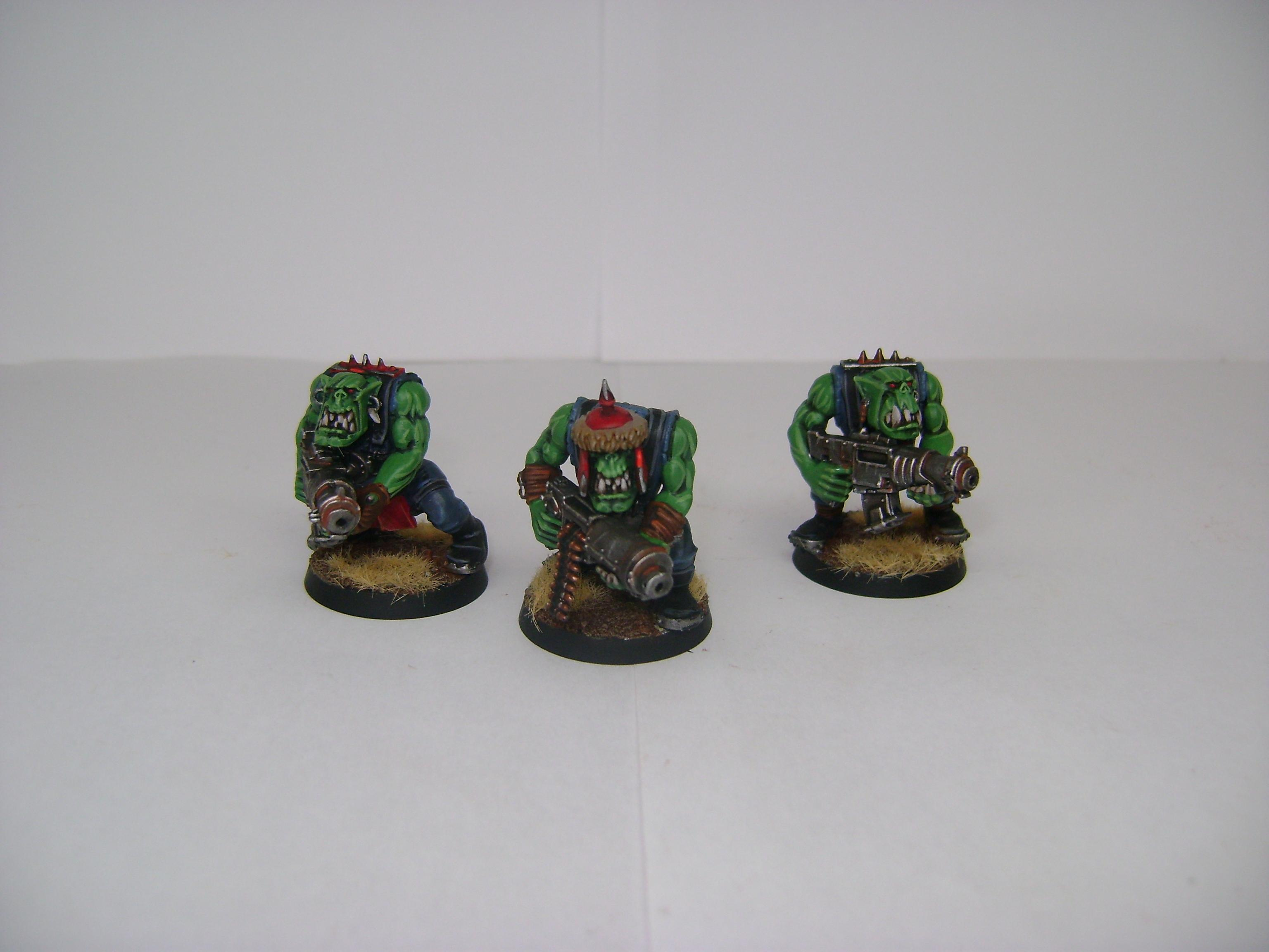 Orks, Slugga, Slugga Boyz 2