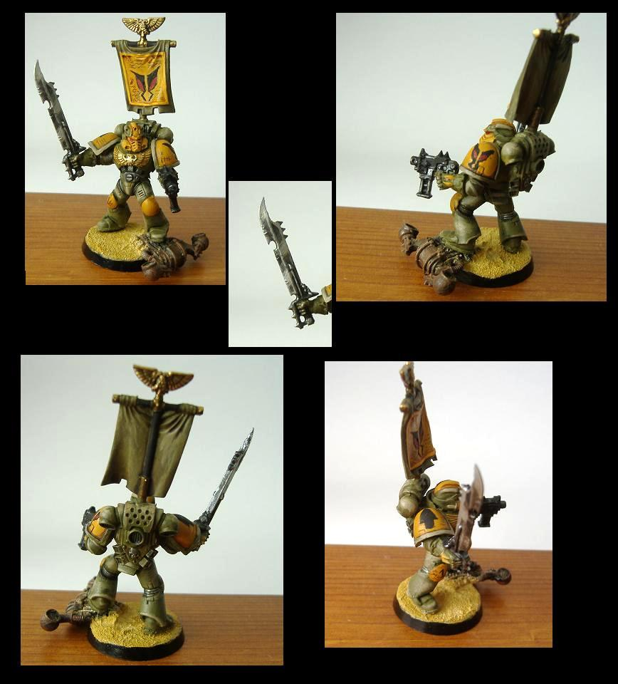 Mantis Maker Challenge, Mantis Warrior, Space Marines, Warhammer 40,000