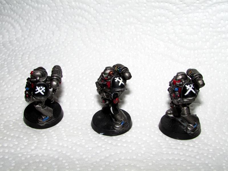 Adeptus Astartes, Dark Angels, Gotc, Guardians Of The Covenant, Space Marines, Tactical, Unforgiven