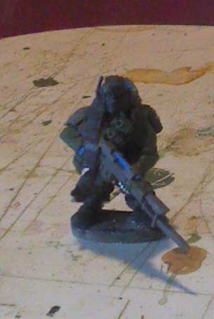 Dragoon, feral trooper