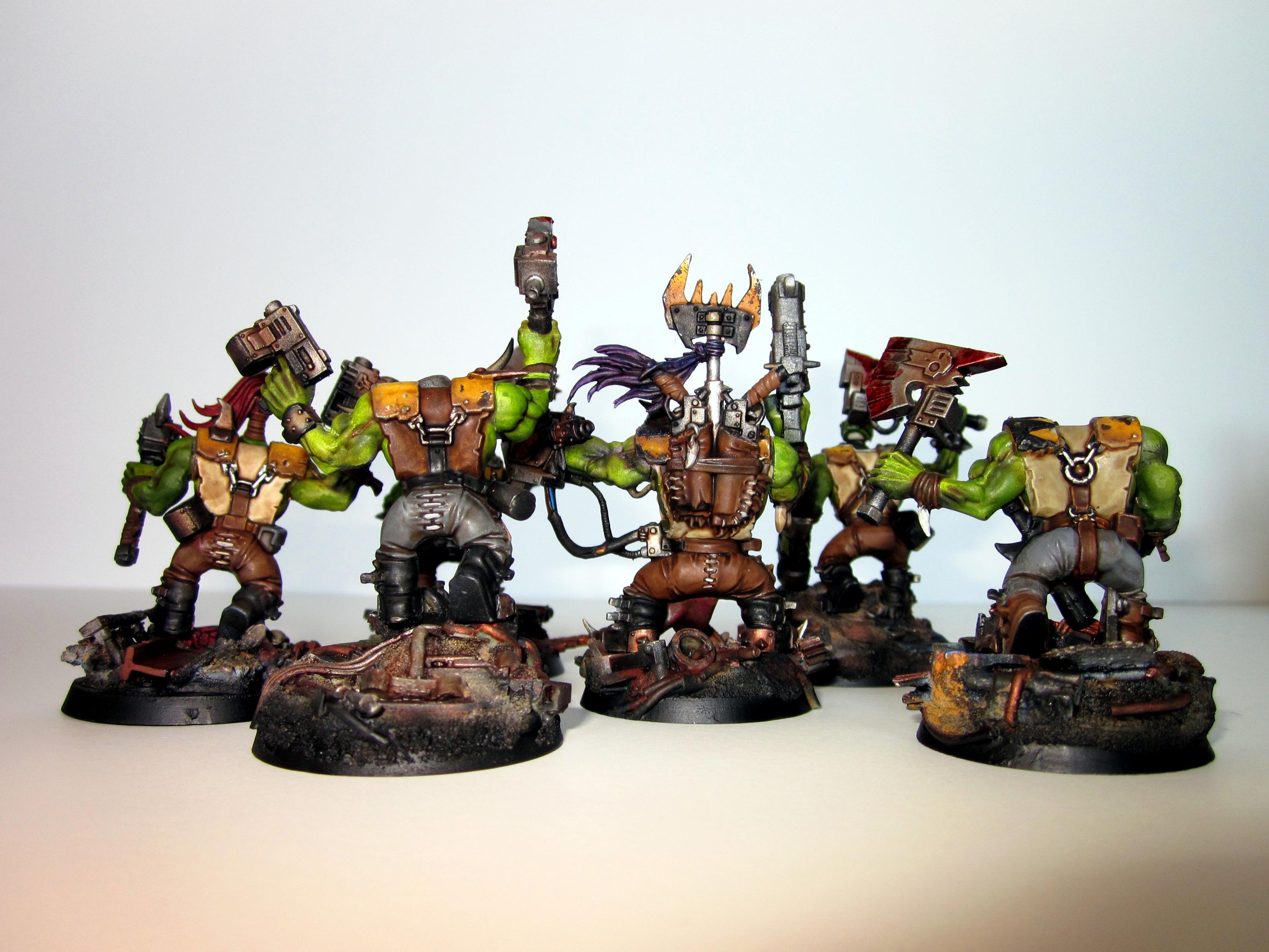 Bad Moonz, Nob, Orks, Warboss