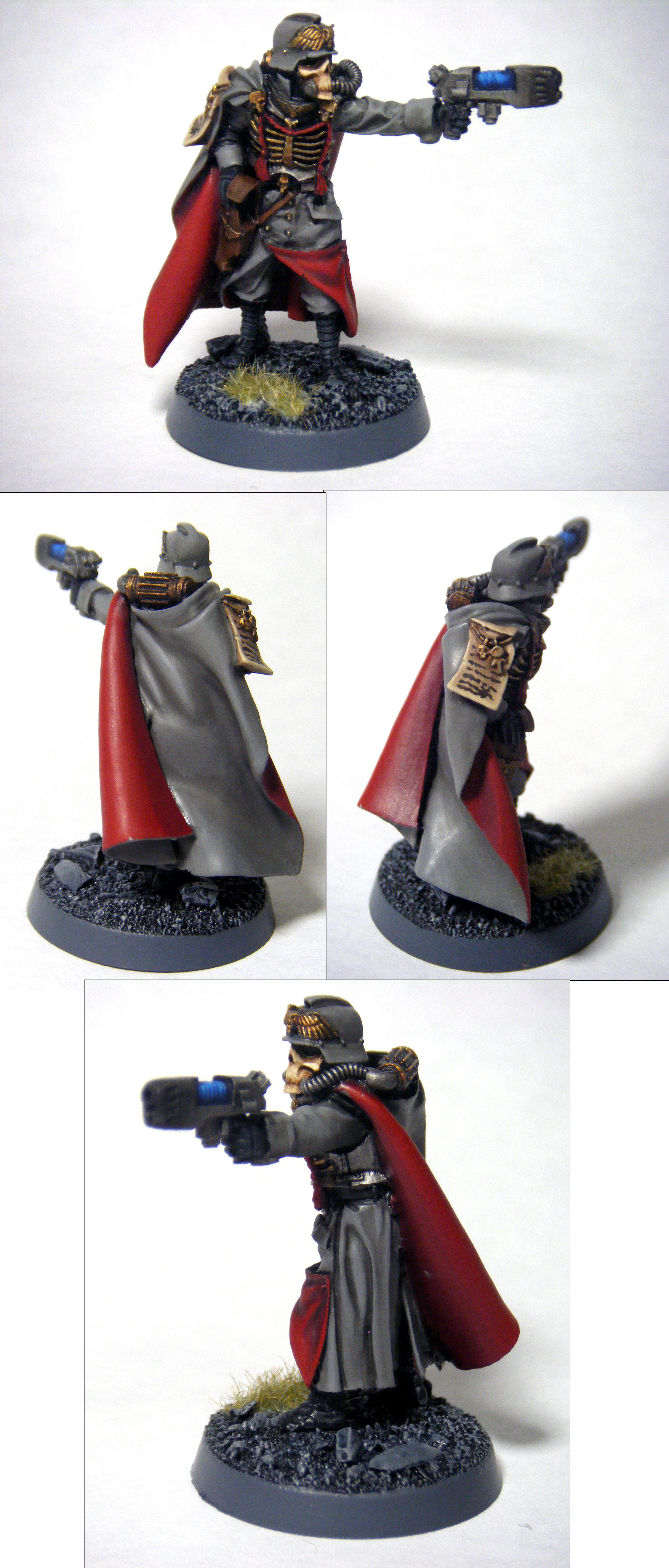 Death Korps of Krieg, Imperial Guard, Skull