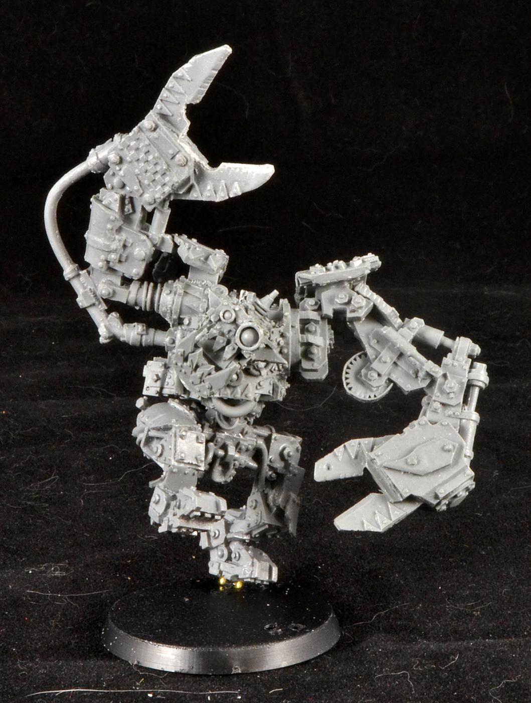 Forge World, Runt Bot, Warhammer 40,000, Work In Progress