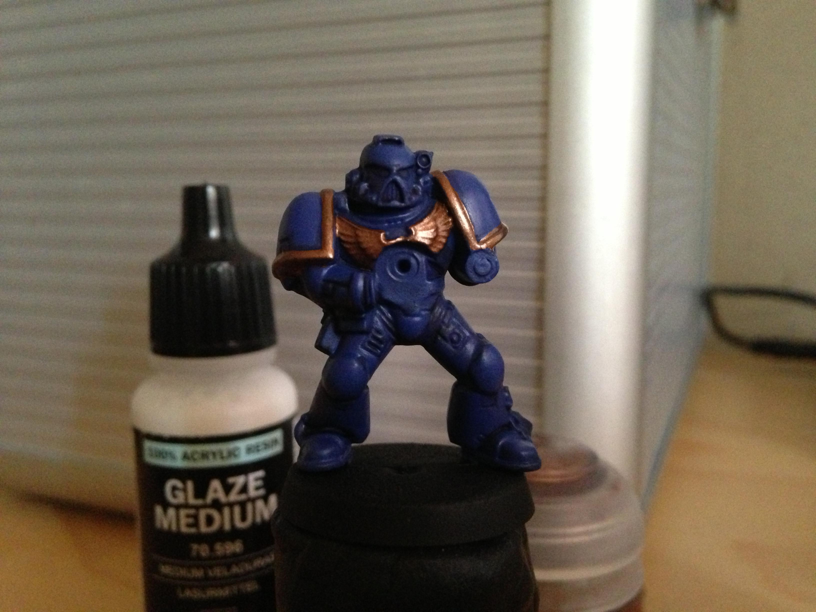 Beginner, First, Ultramarines