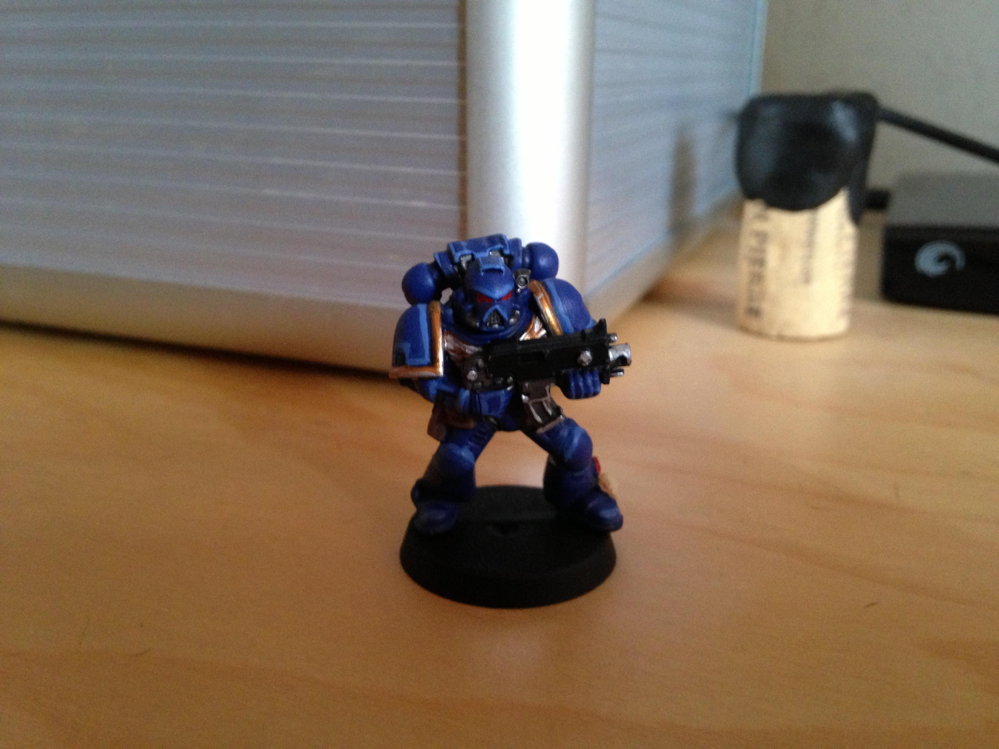 Beginner, First, Ultramarines