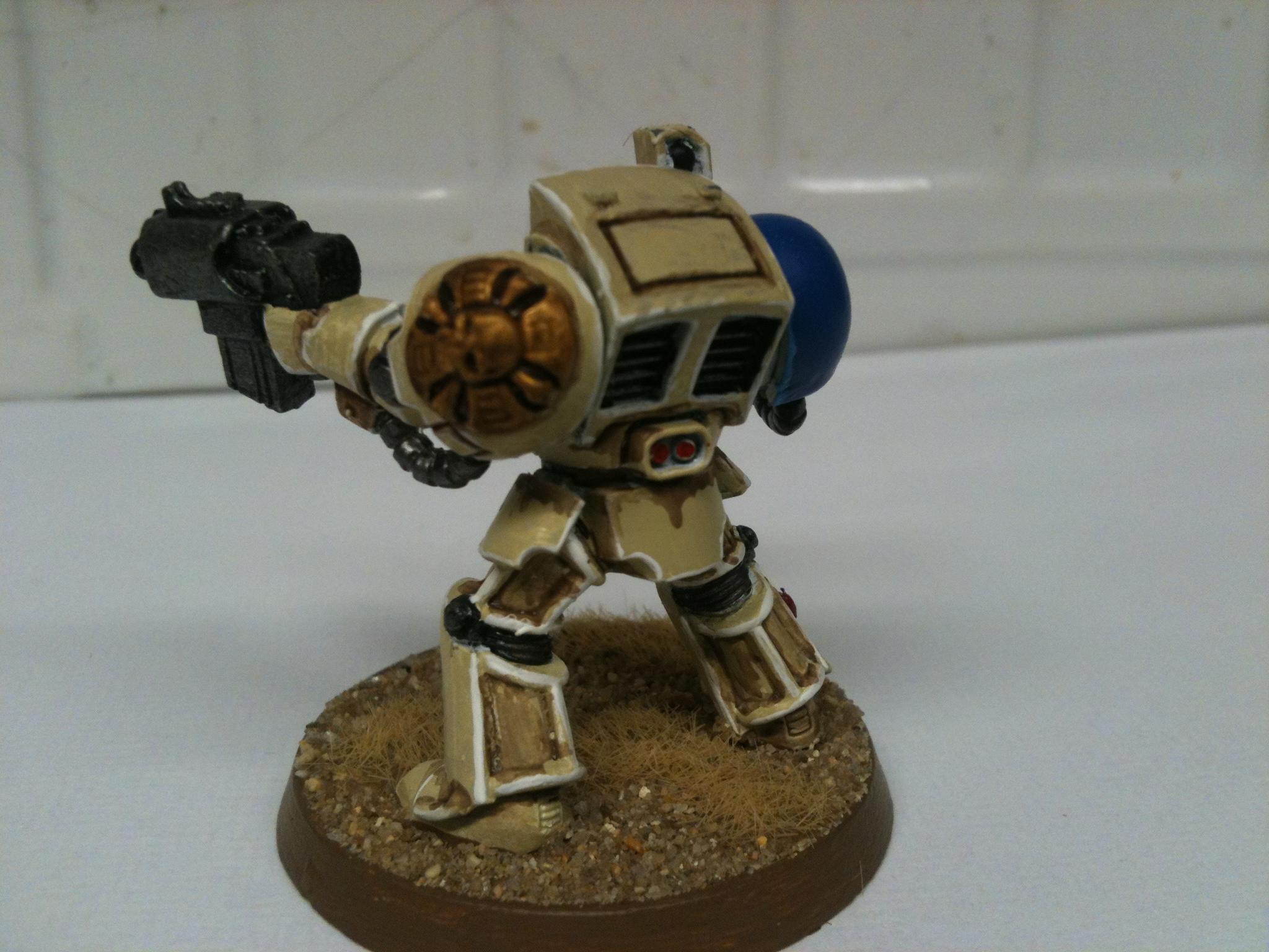 Terminator Armor