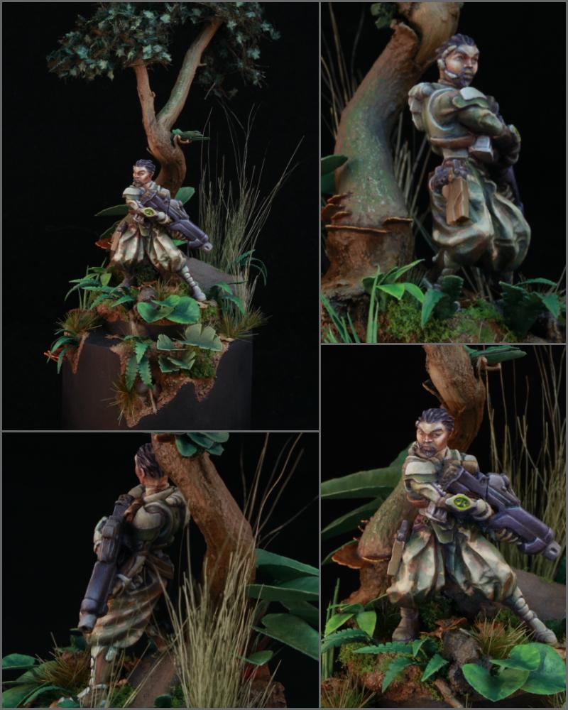 Dakka Painting Challenge, Infinity, Keisotsu Butai, Two Tickets To Paradiso, Yu Jing