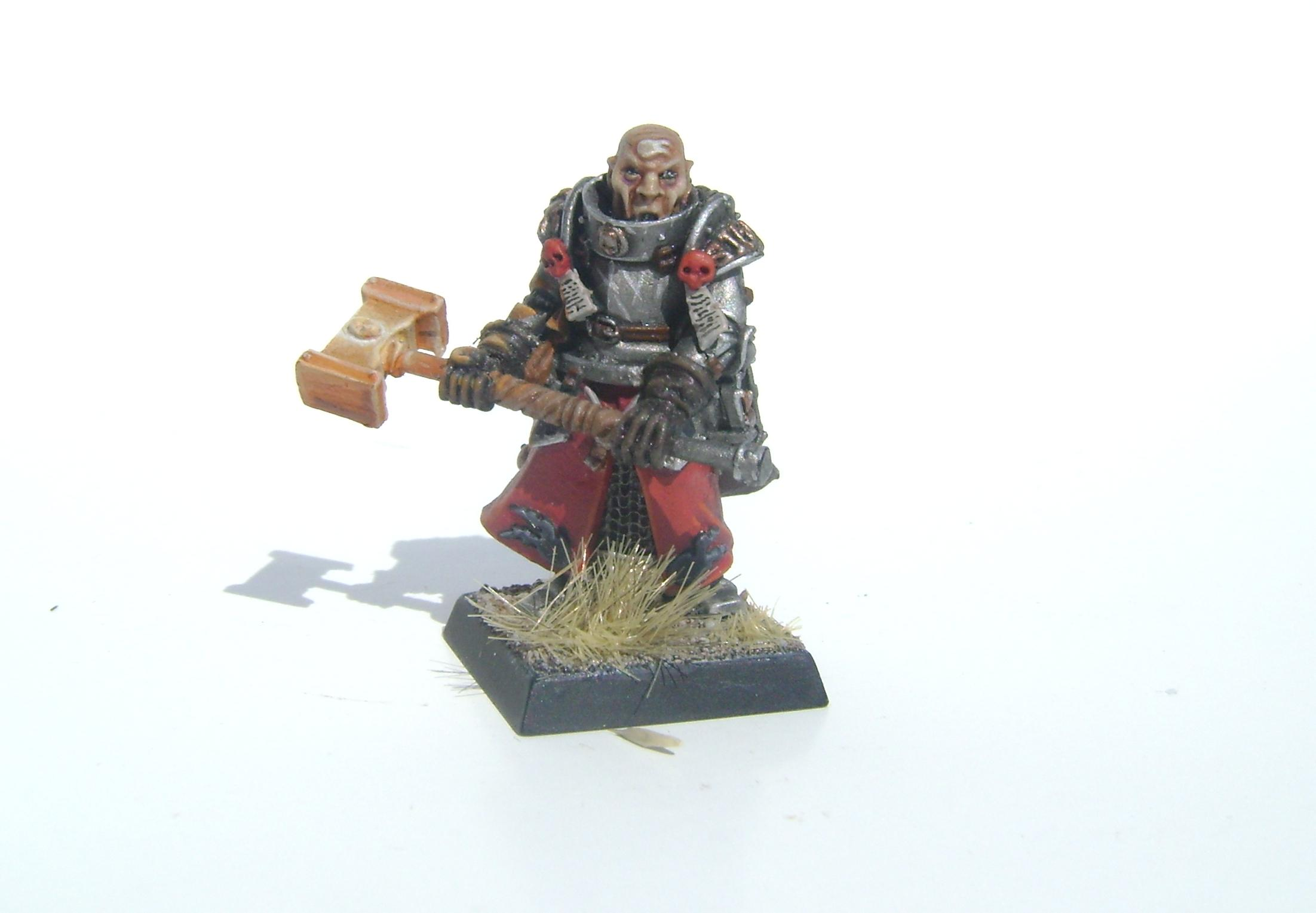 Arch Lector, Empire, Ostermark, Warhammer Fantasy, Warrior Priest