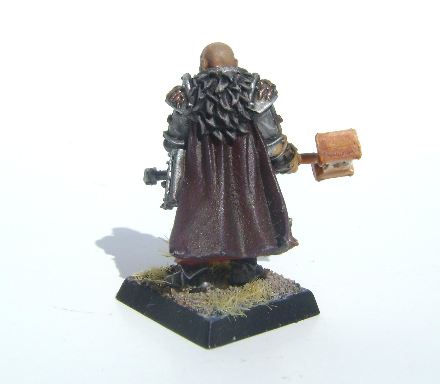 Arch Lector, Empire, Ostermark, Warhammer Fantasy, Warrior Priest