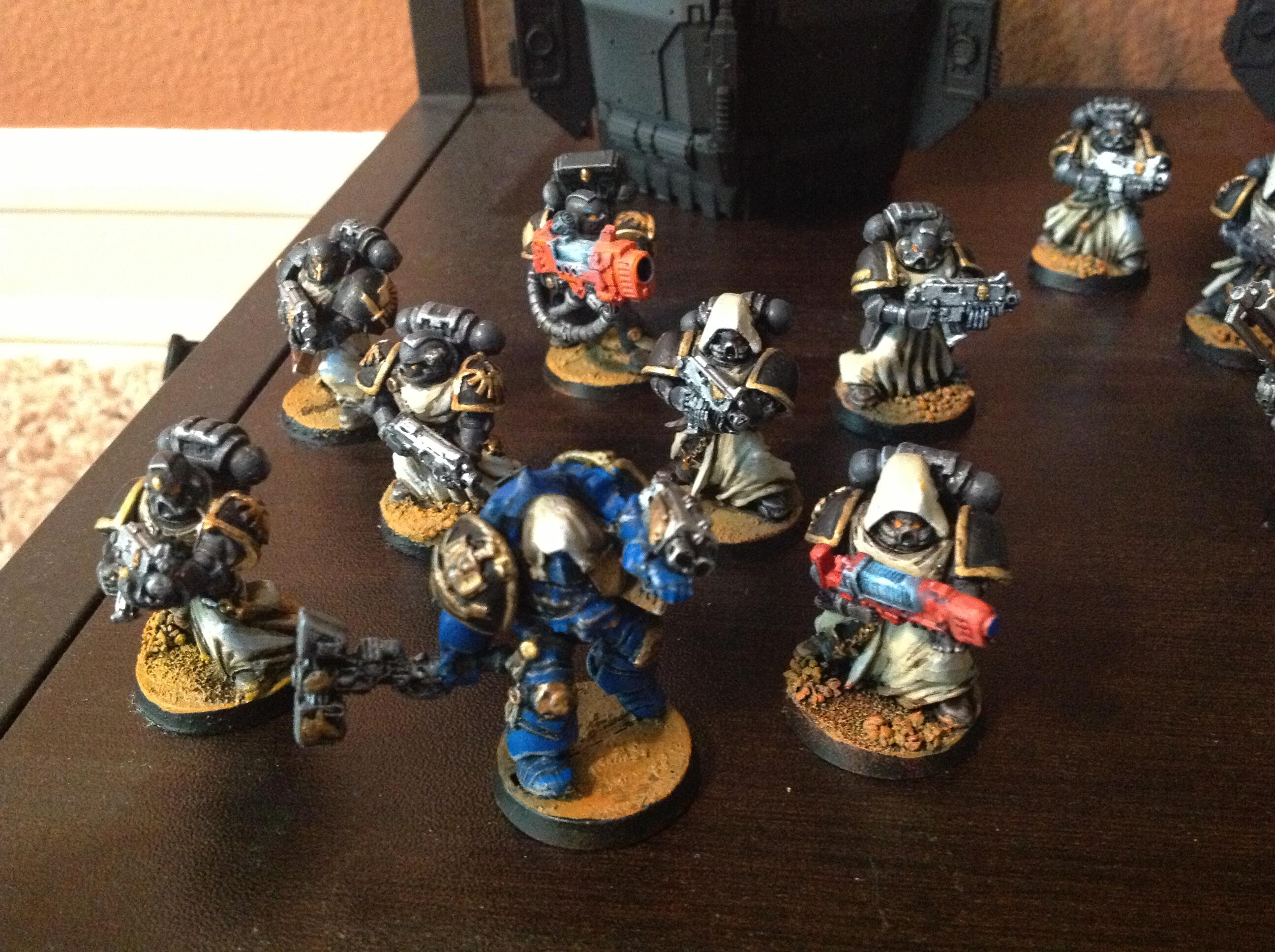 Archangels, Space Marines, Thundergod