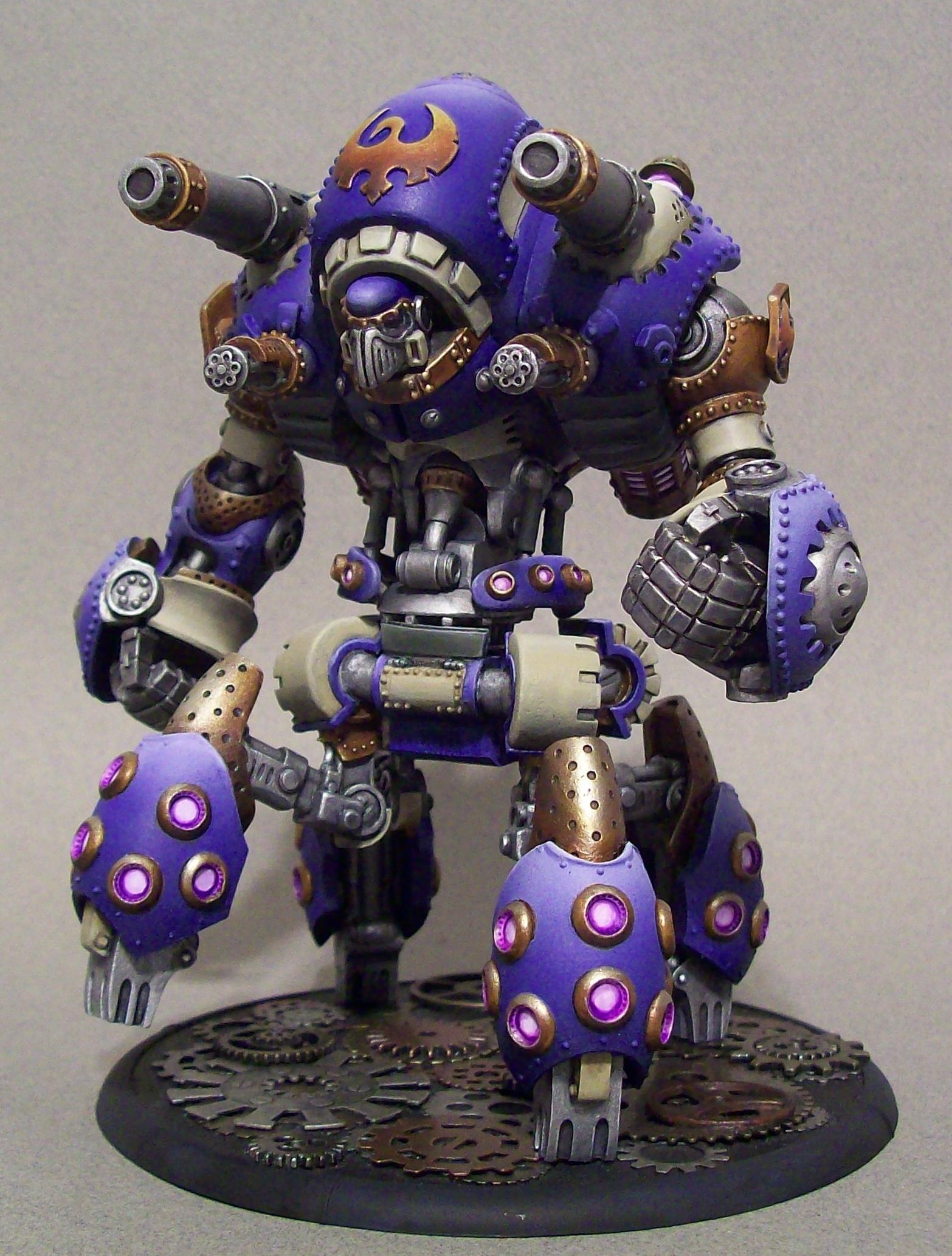 Colossal, Colossals, Conversion, Cygnar, Steampunk, Storm, Stormwall, Wall, Warmachine