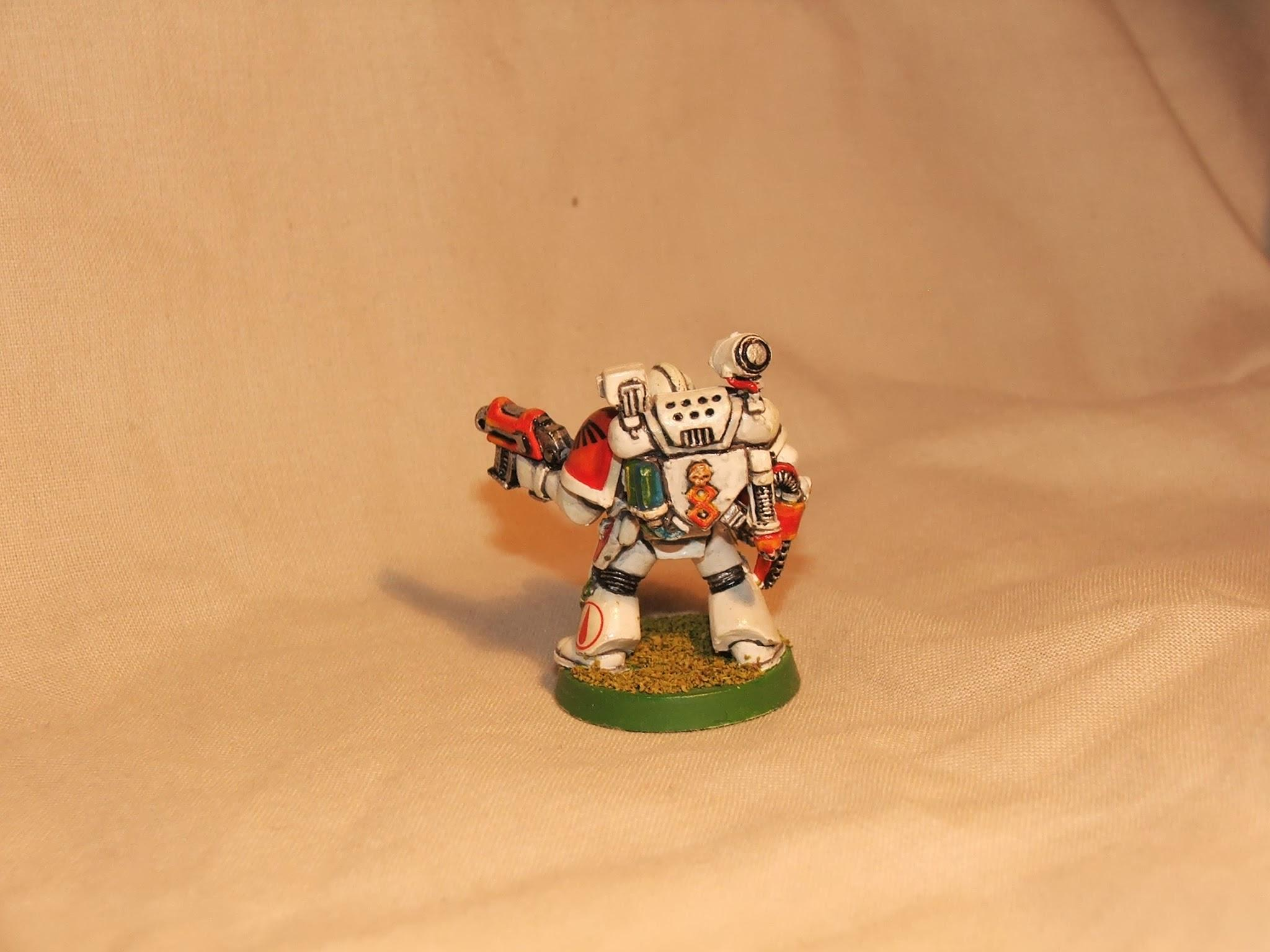 Blood Angels Apothecary