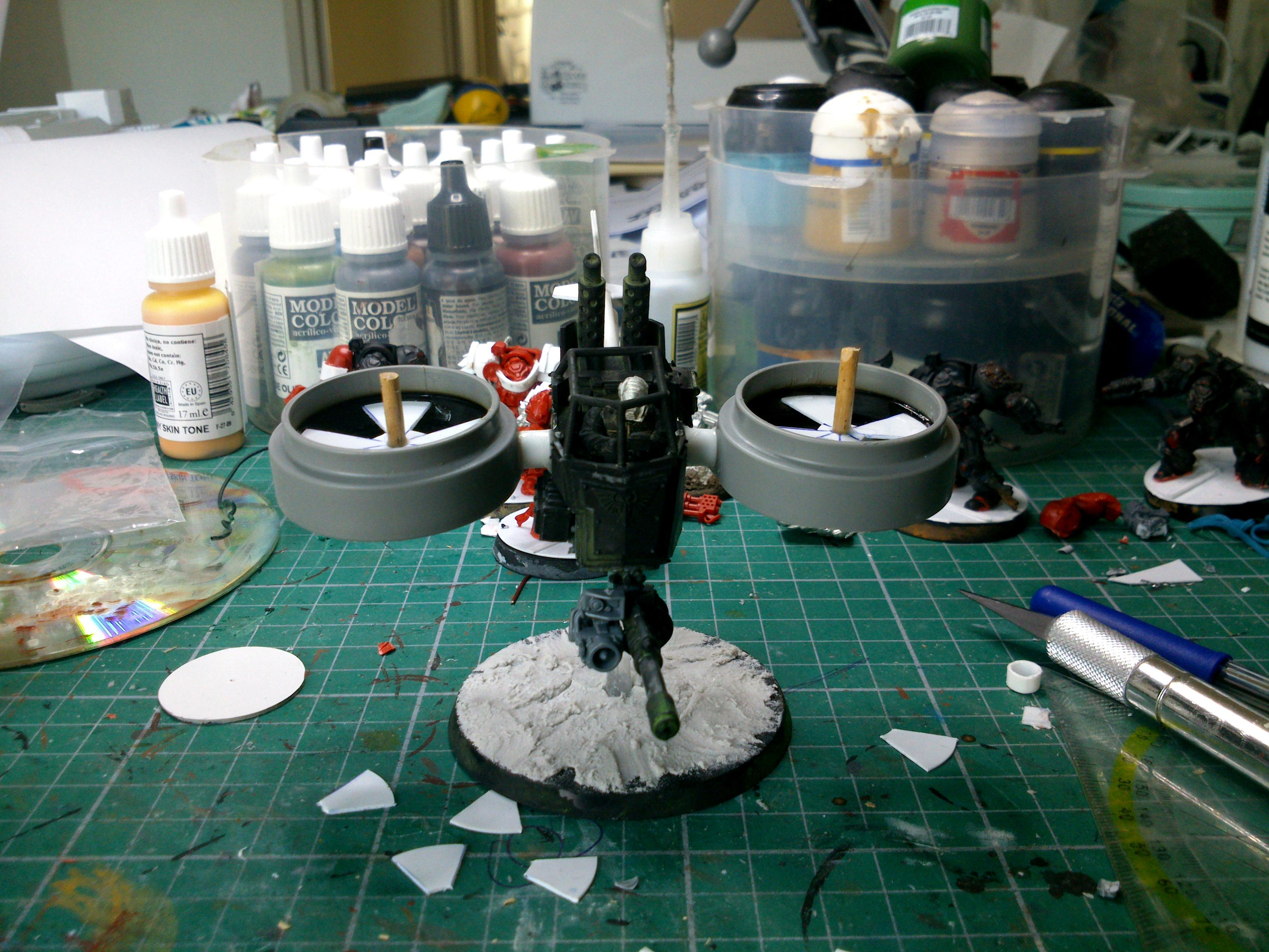 Conversion, Flyer, Imperial Guard, Sentinel, Skimmer