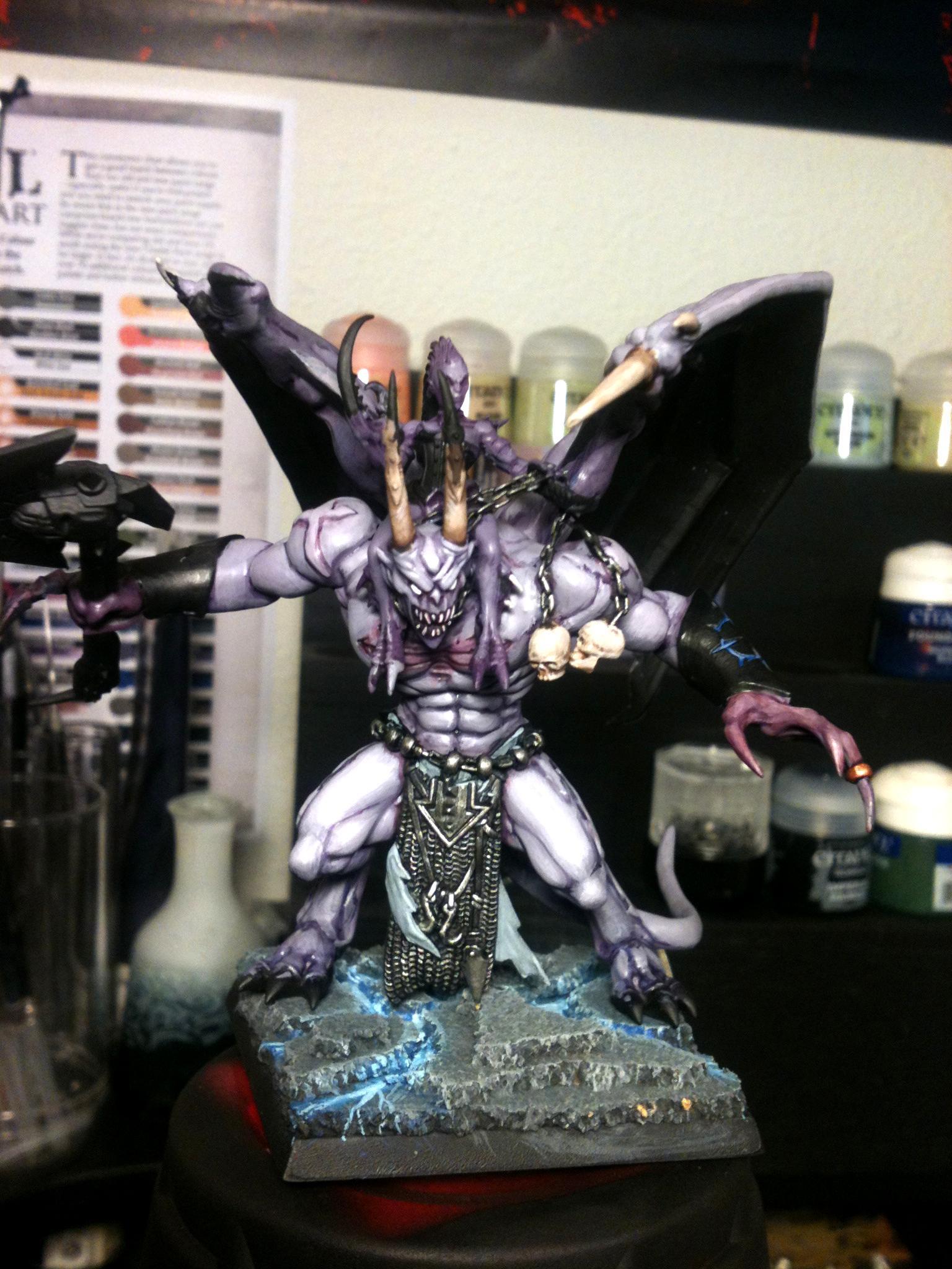 Daemon Prince WIP