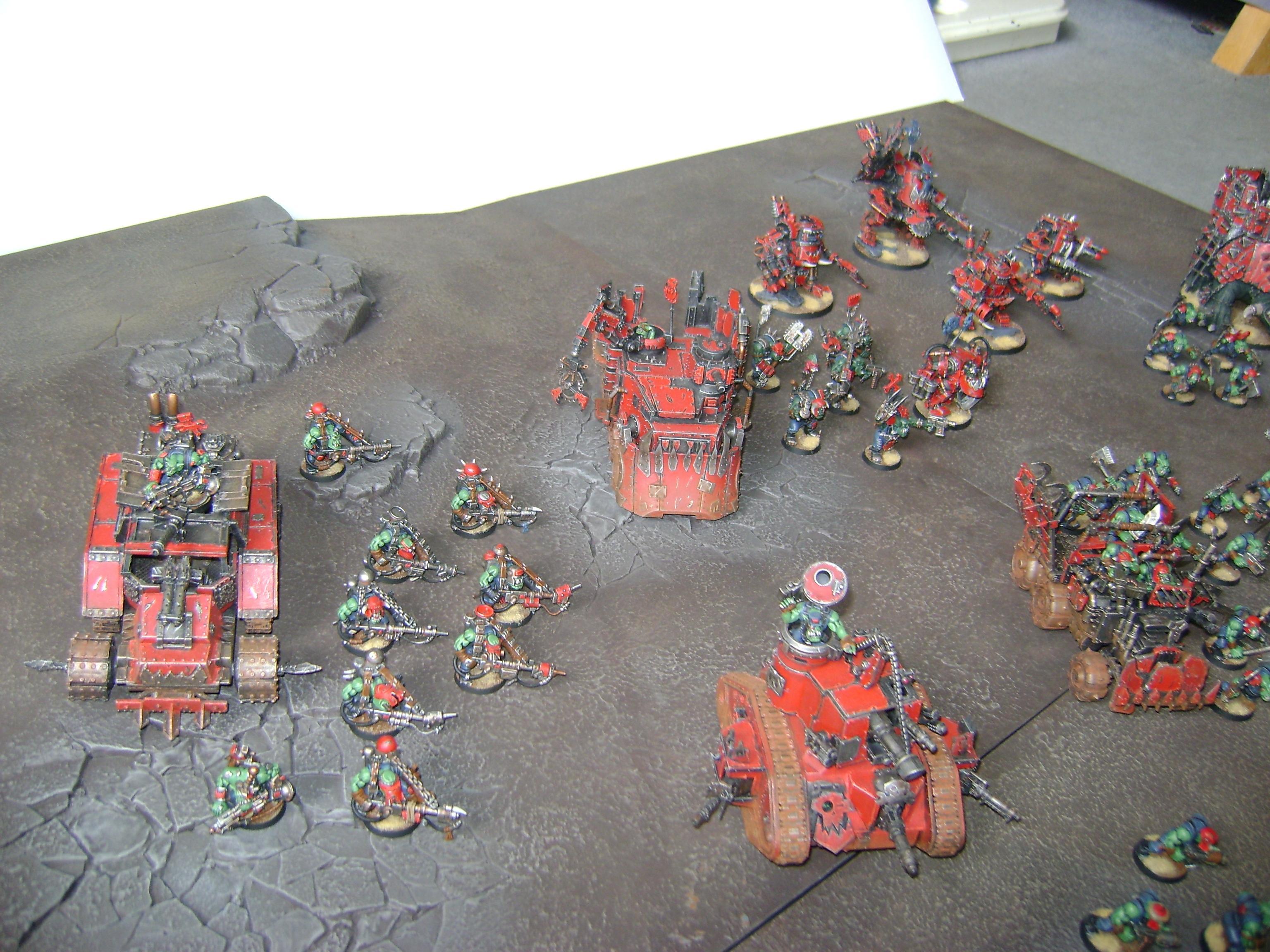 Orks, Army shot 7