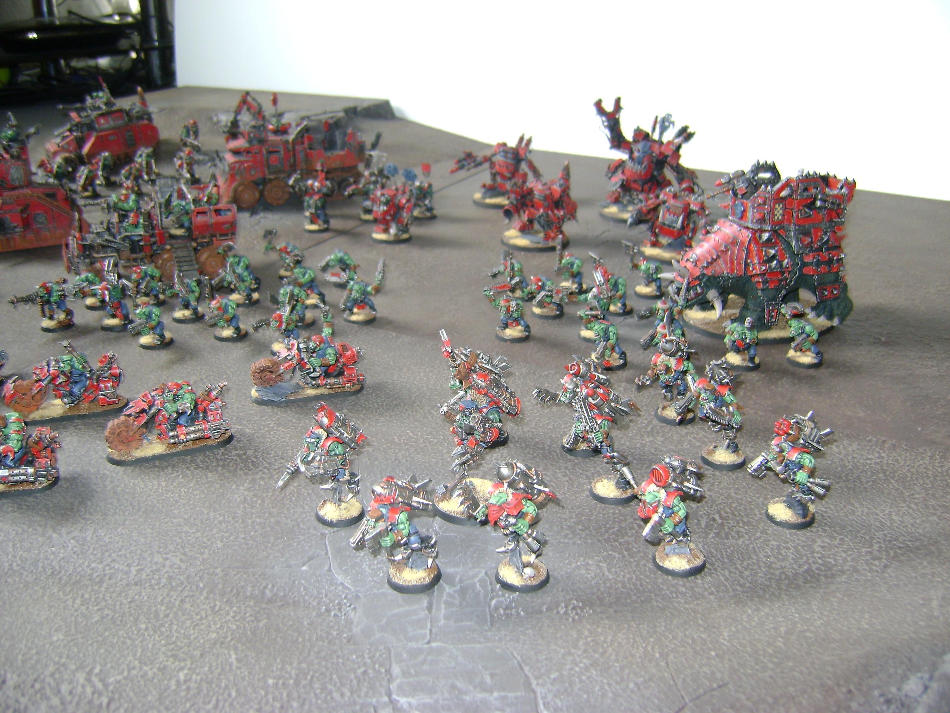 Orks, Army shot 6