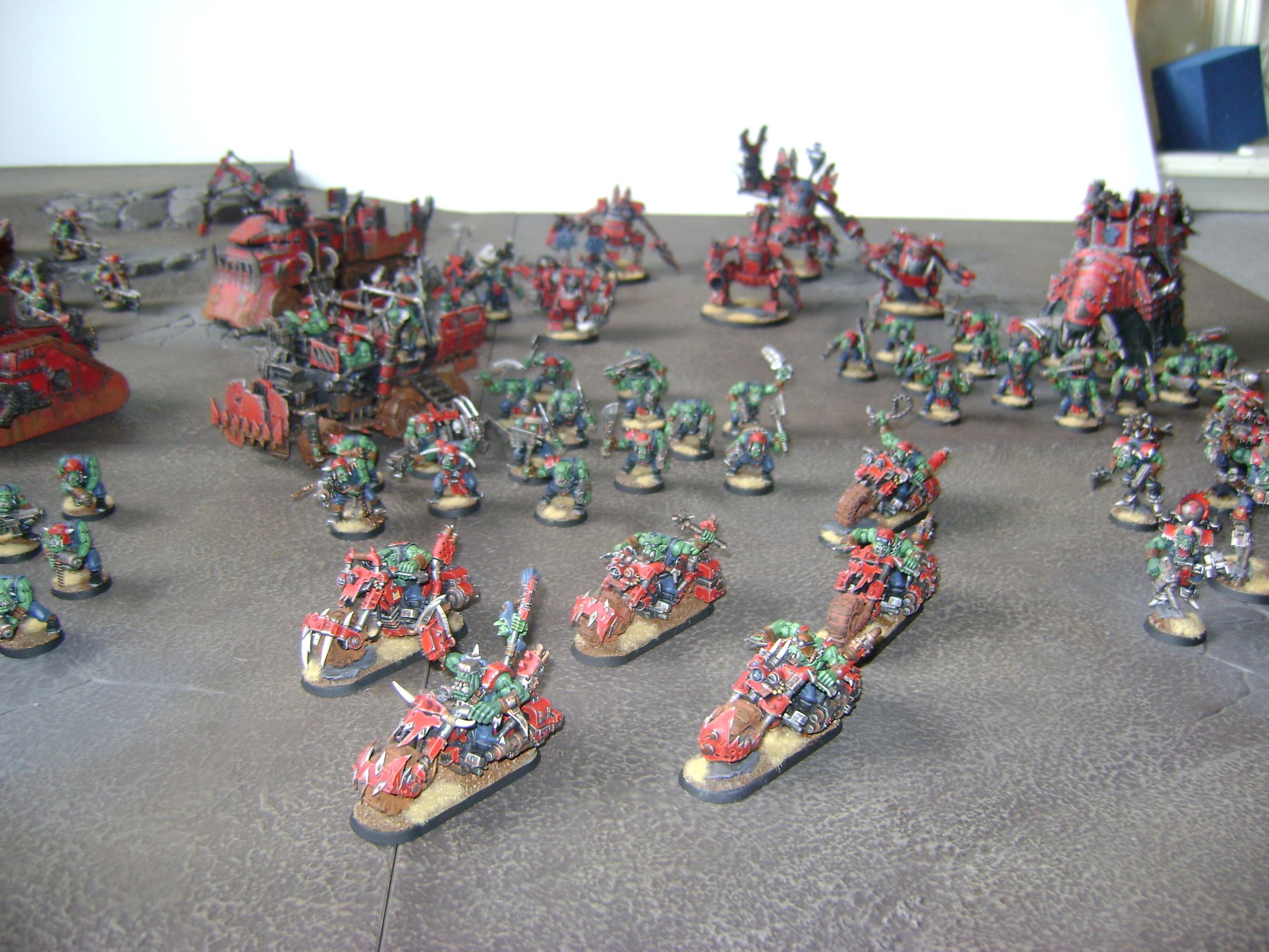 Orks, Army shot 5