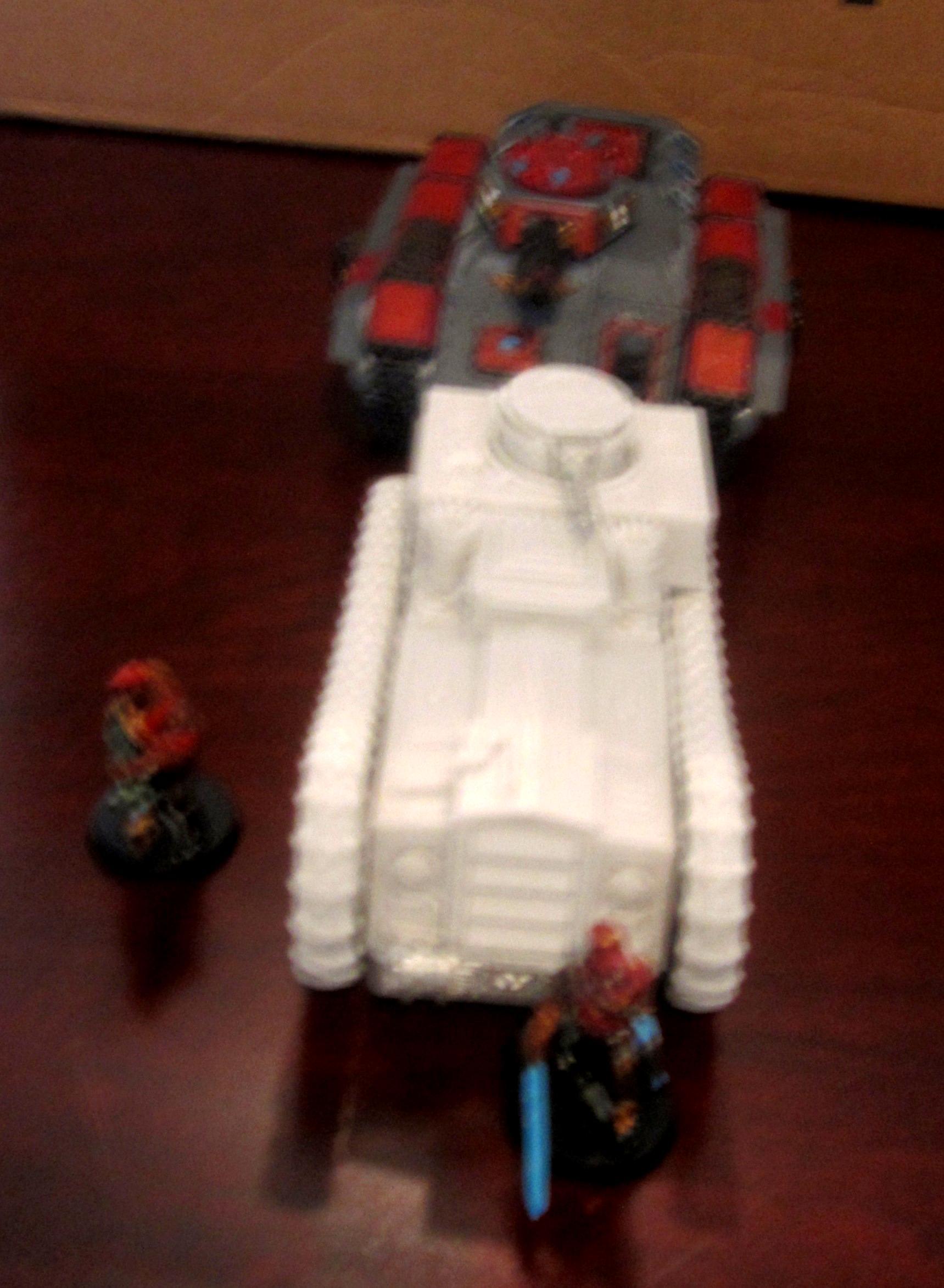 Armored Car, Dystopian Legions, Patriot