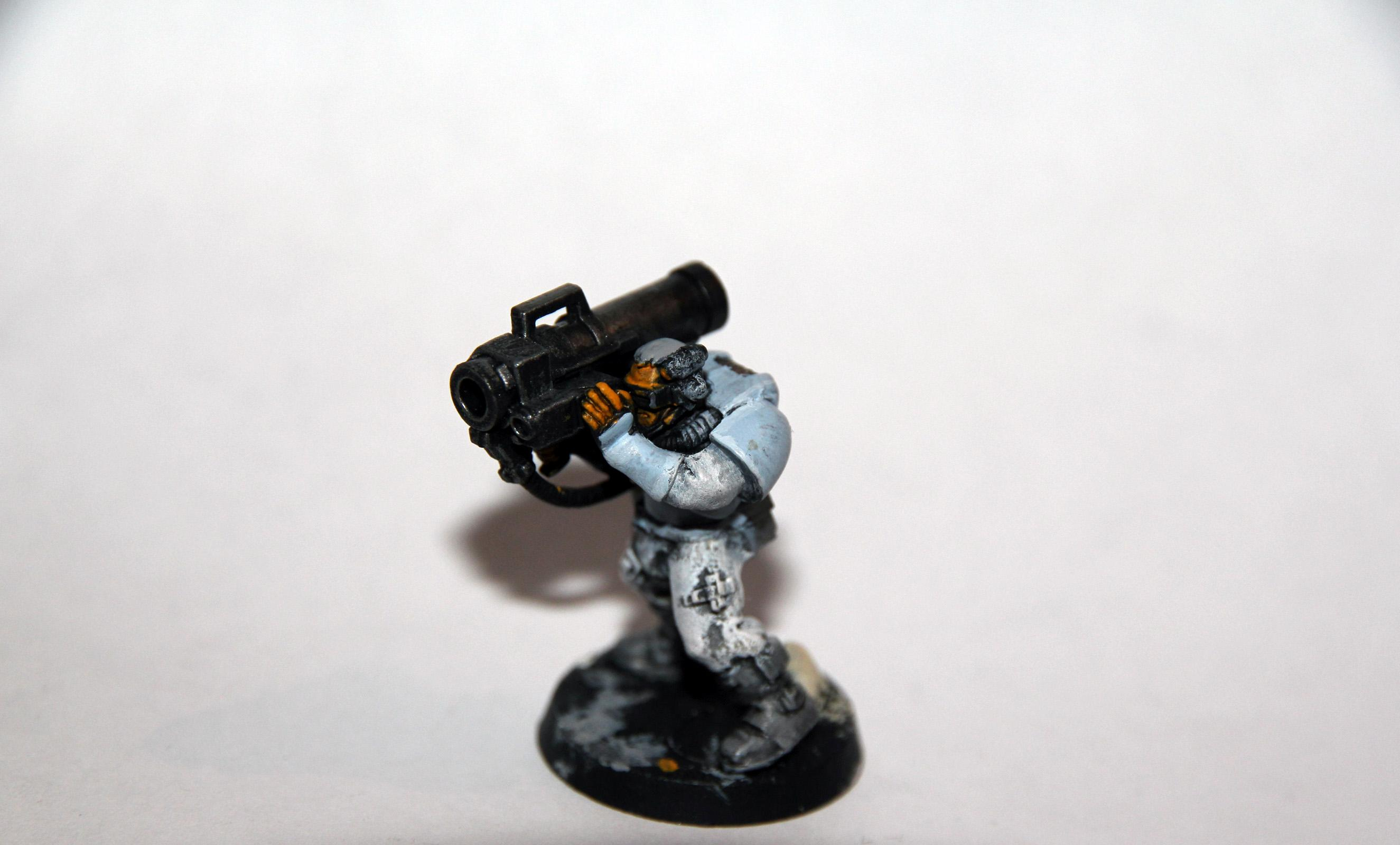 Missile Launcher, Scouts, Space Wolfes, Sw, Warhammer 40,000