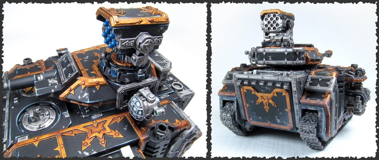 Black Legion, Chaos Predator, Havoc Launcher, Scratch Build