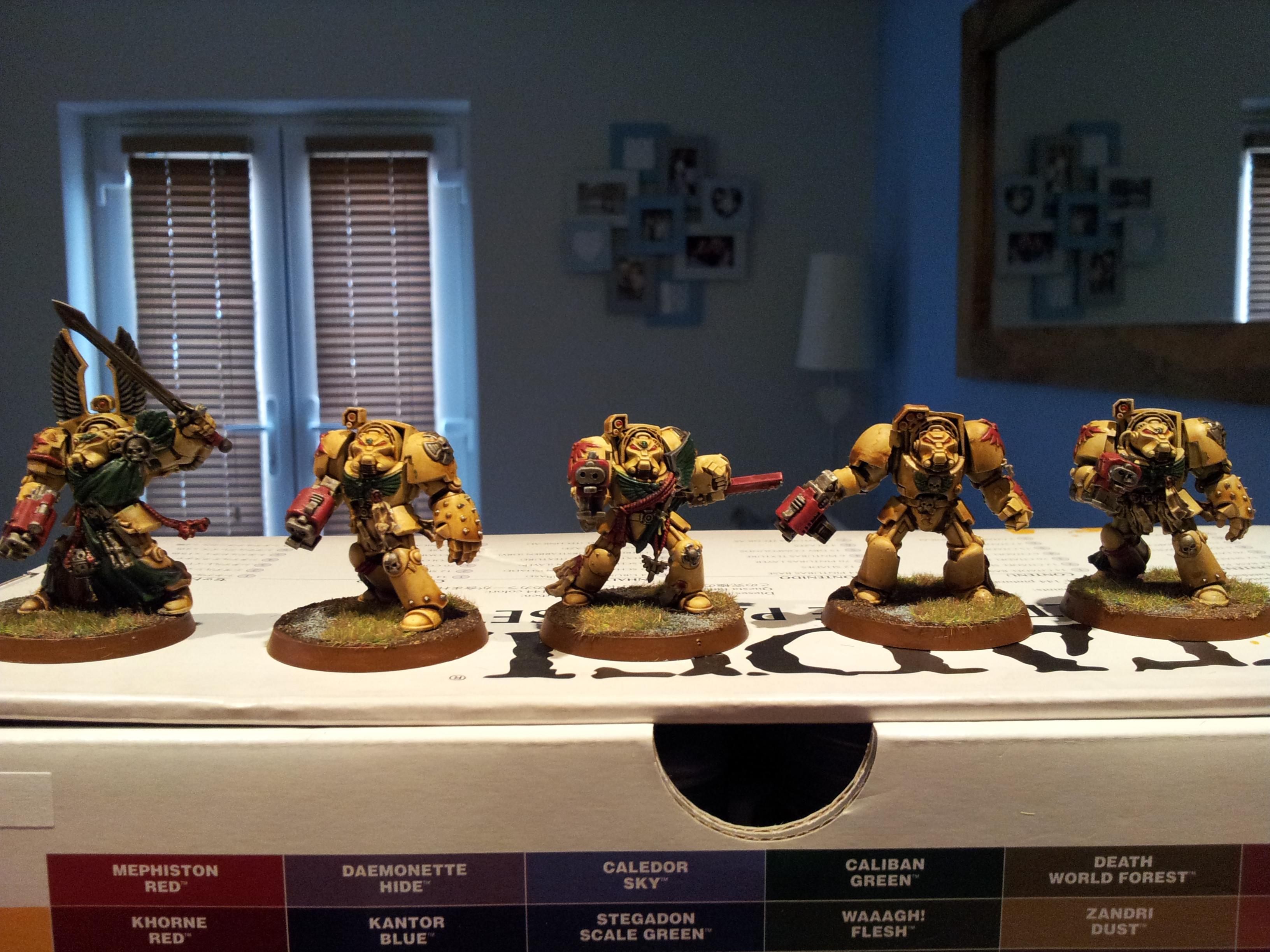 Terminator squad 1