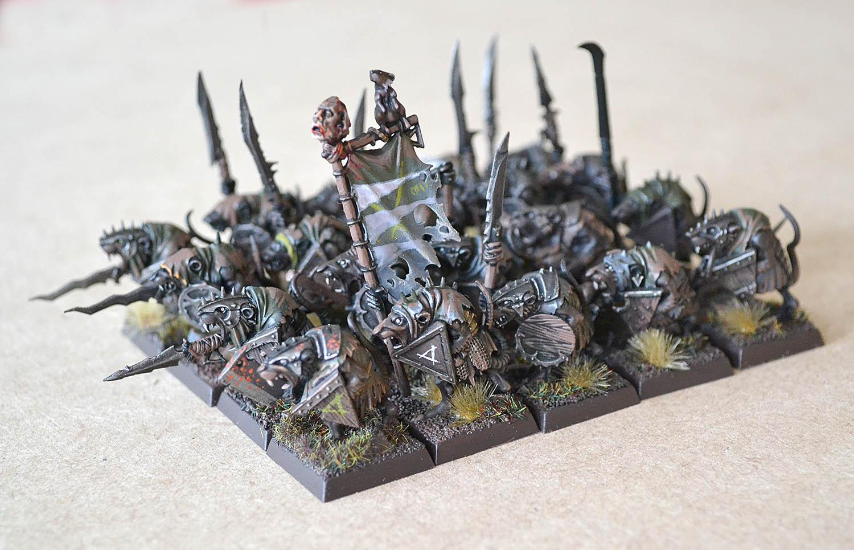Rats, Skaven, Warhammer Fantasy