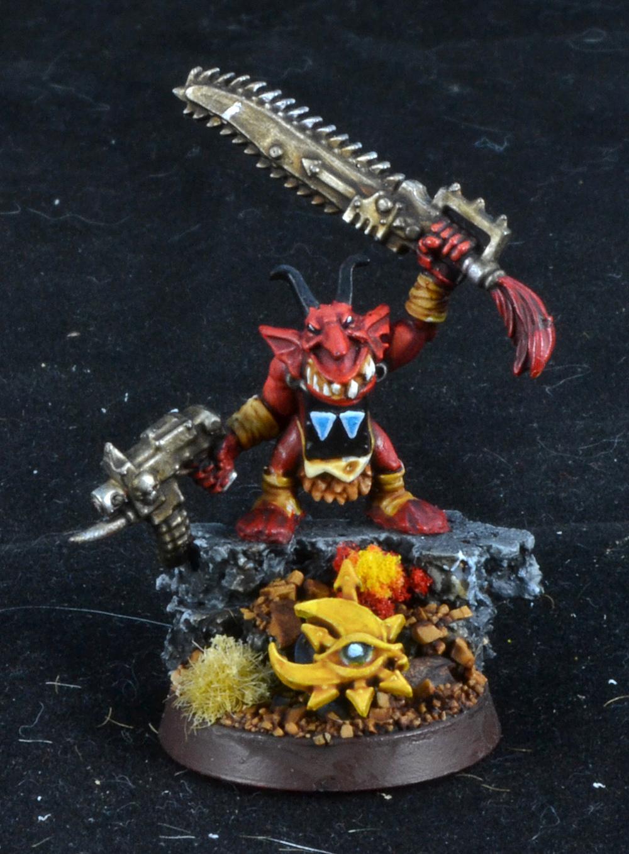 Bad Moons, Gretchin, Orks, Warhammer 40,000