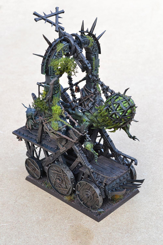 Plague Furnace, Skaven, Warhammer Fantasy