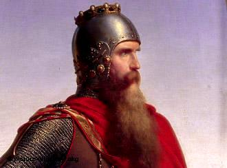 a biography of fredrick barbarossa a former emperor of rome