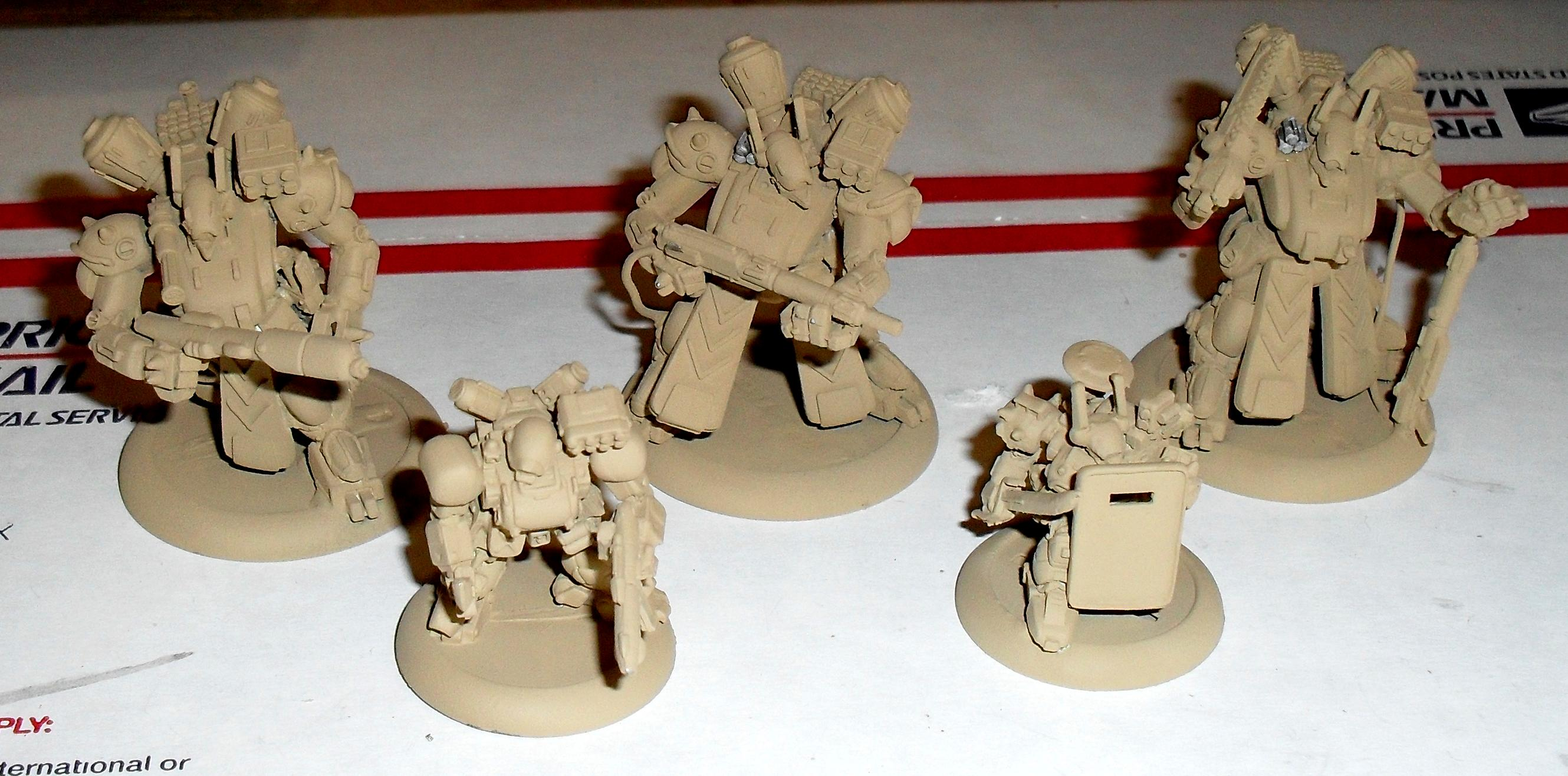 Heavy Strike Squad