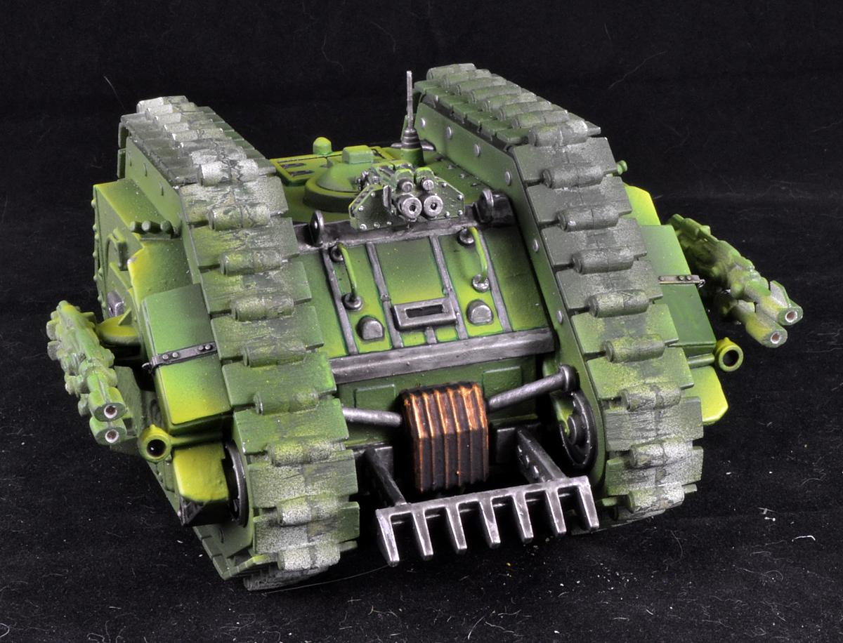 Land Raider, Mantis Warriors, Mk-1, Space Marines, Warhammer 40,000, Work In Progress