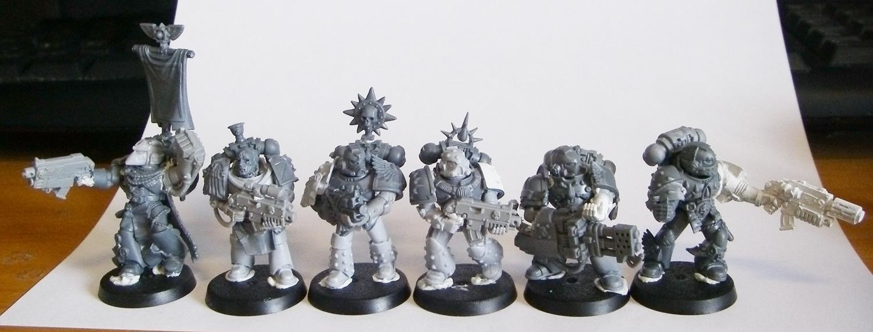 Blood Angels, Heavy Flamer, Sternguard, Veteran, Veterans Space Marine, Warhammer 40,000, Wip Conversion