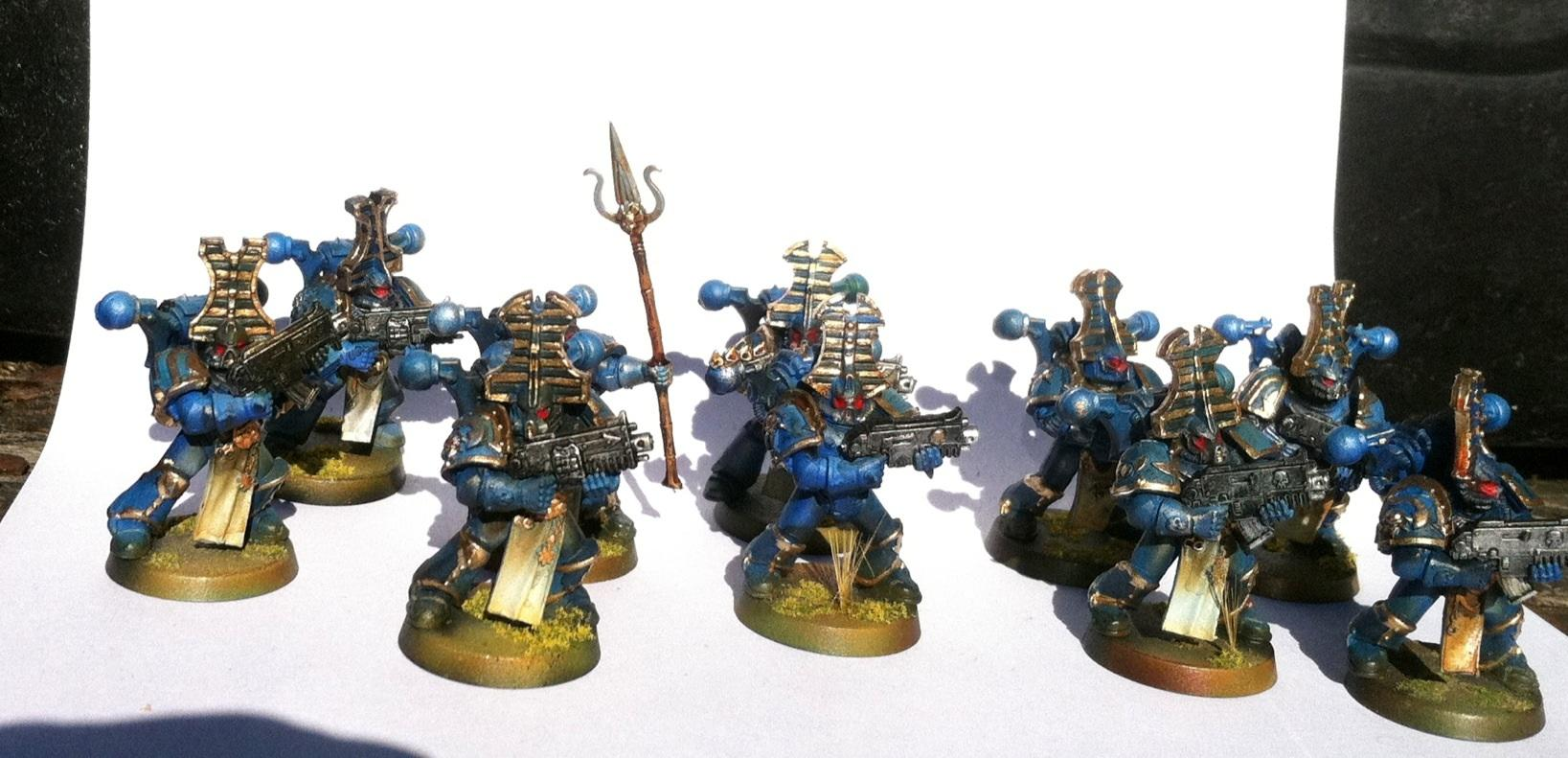 1000 Sons, Chaos, Space Marines, Thousand