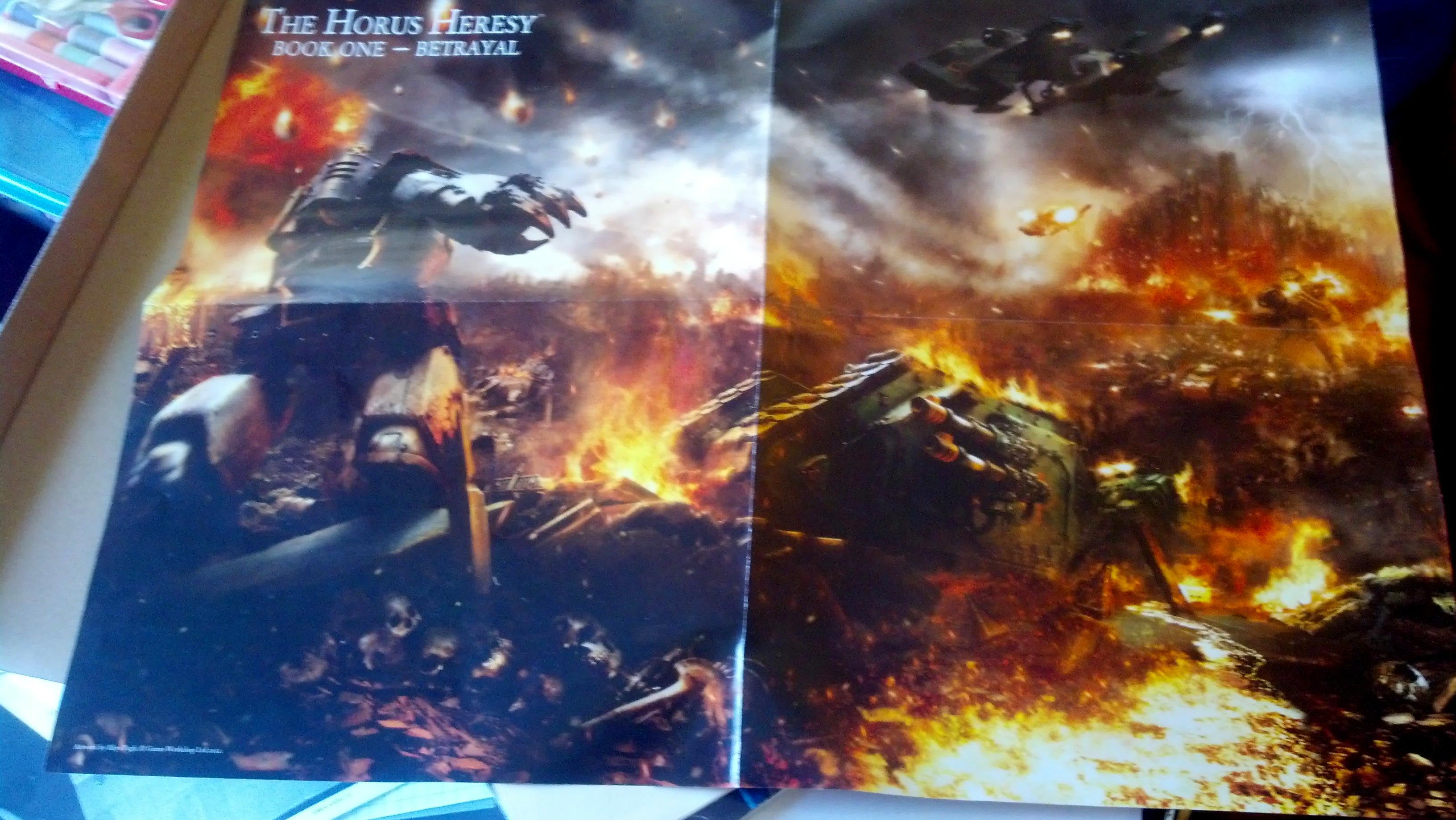 Horus Hersey Poster