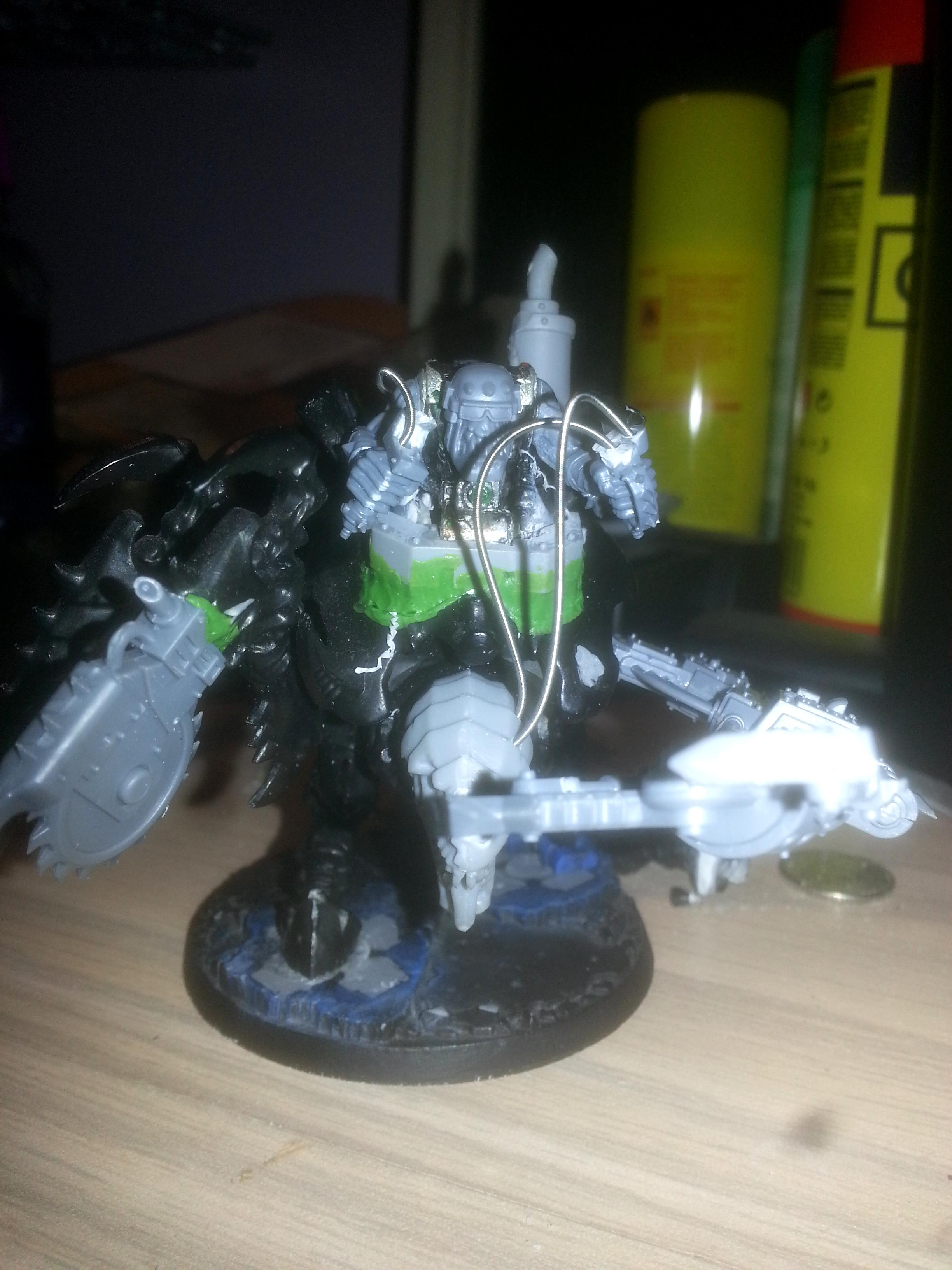 Looted Carnifex Front