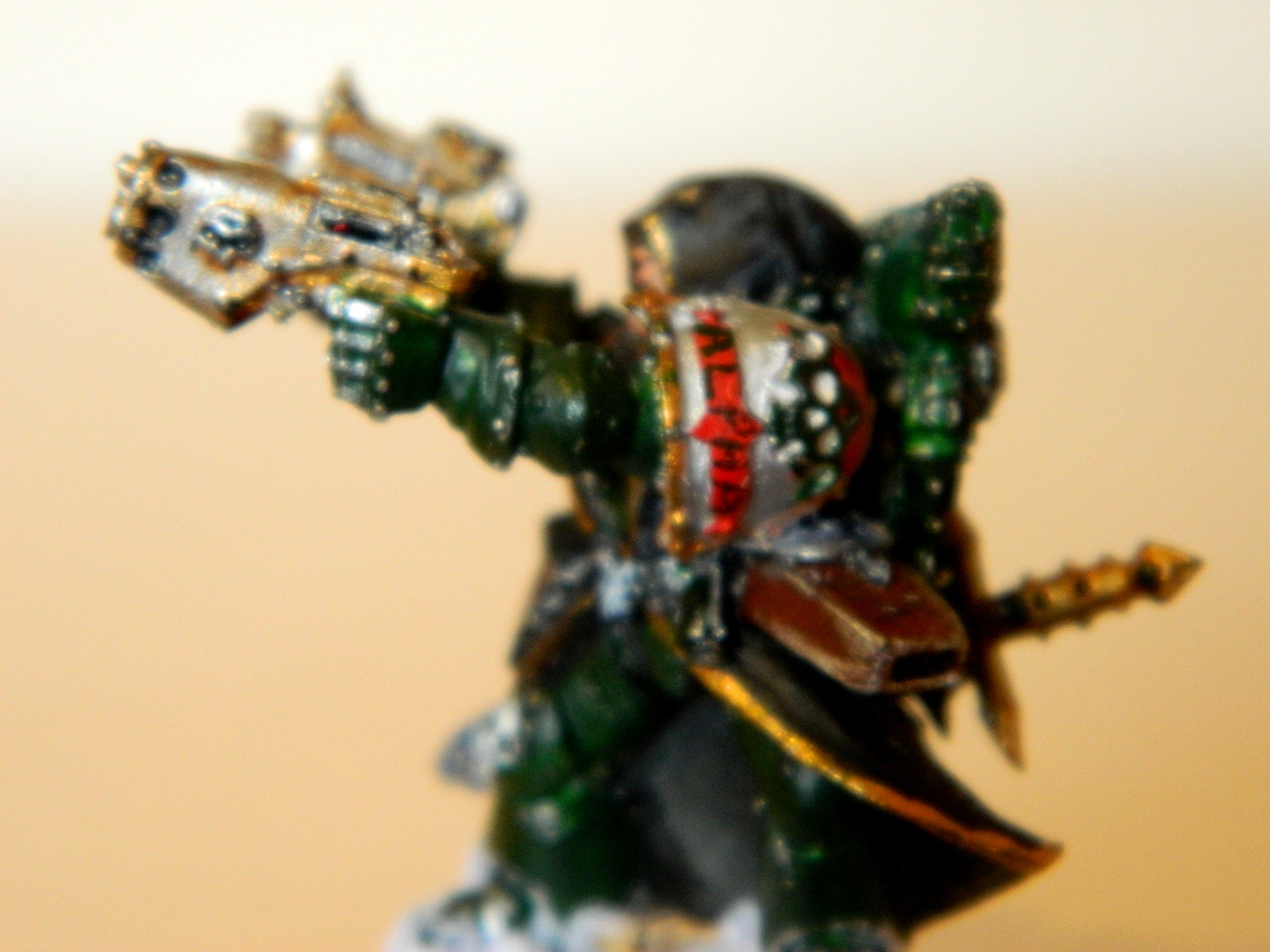 Alpha, Chaos Space Marines, Cypher