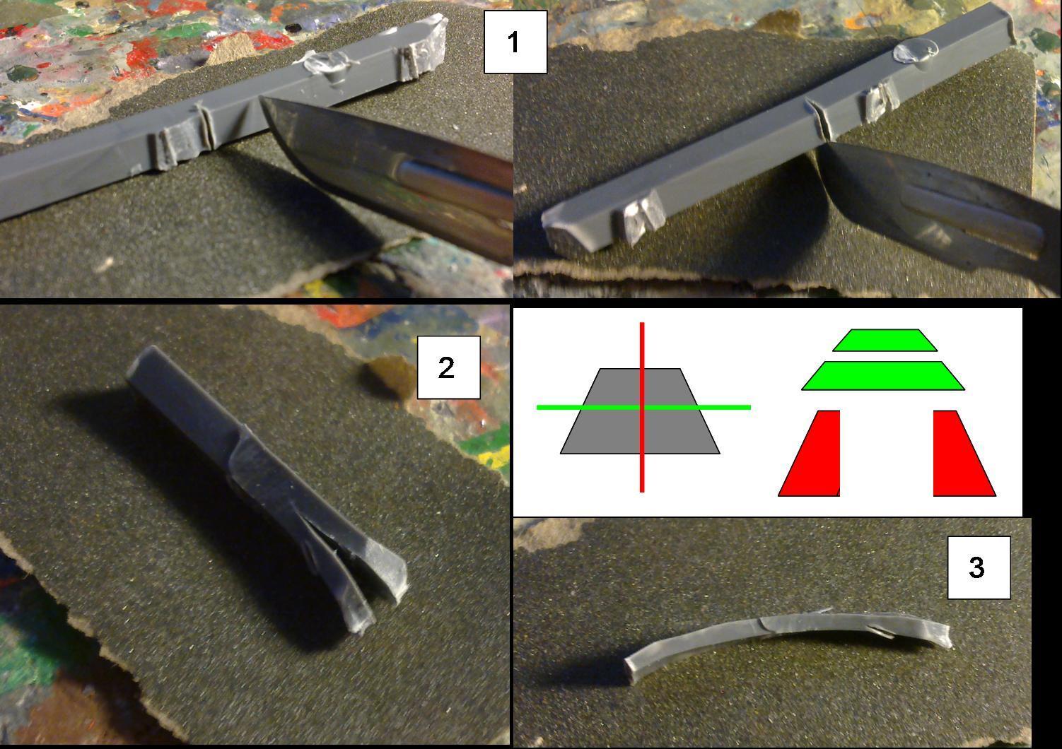 Sprue wood tutorial 1