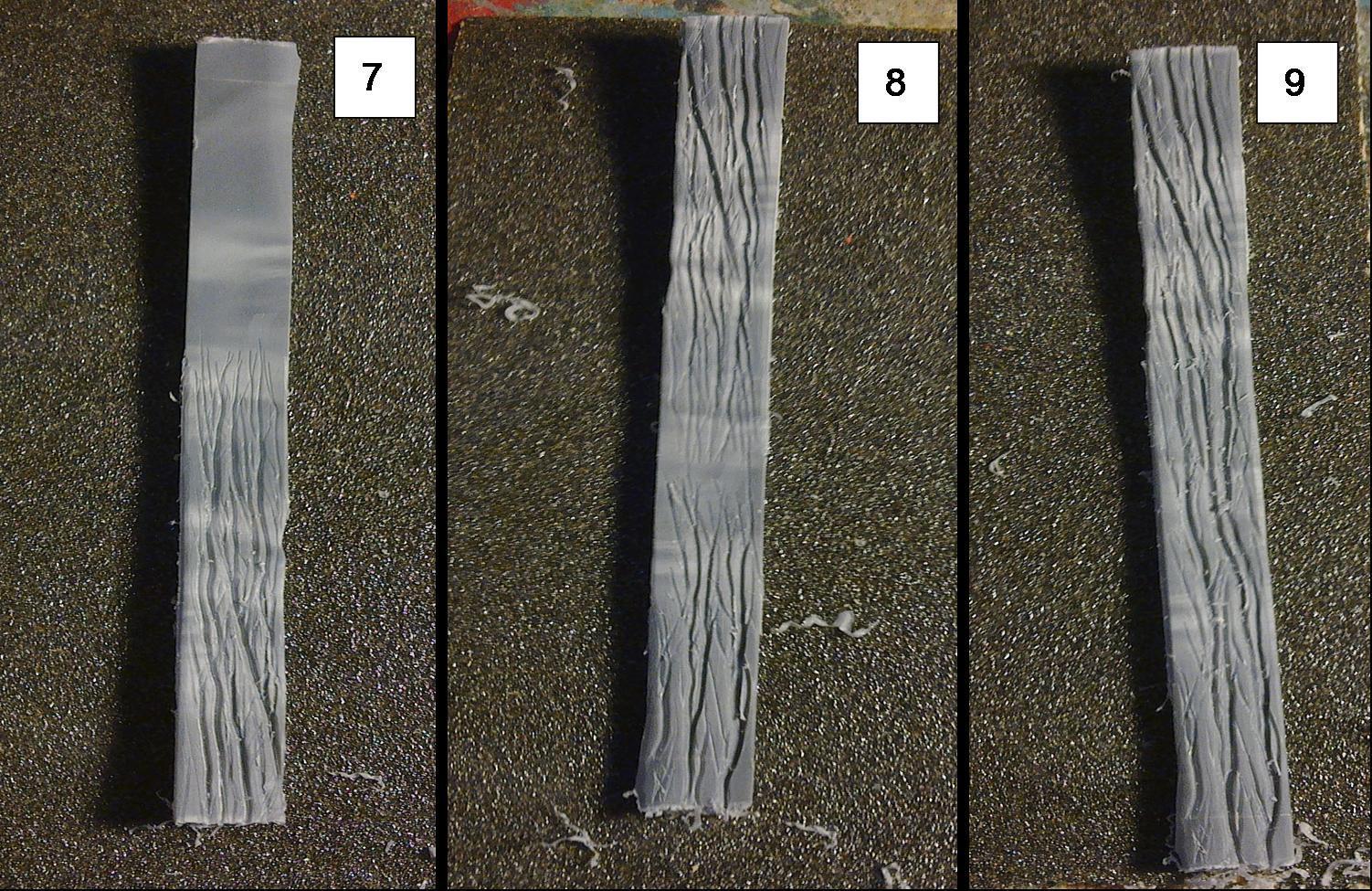 Sprue wood tutorial 3