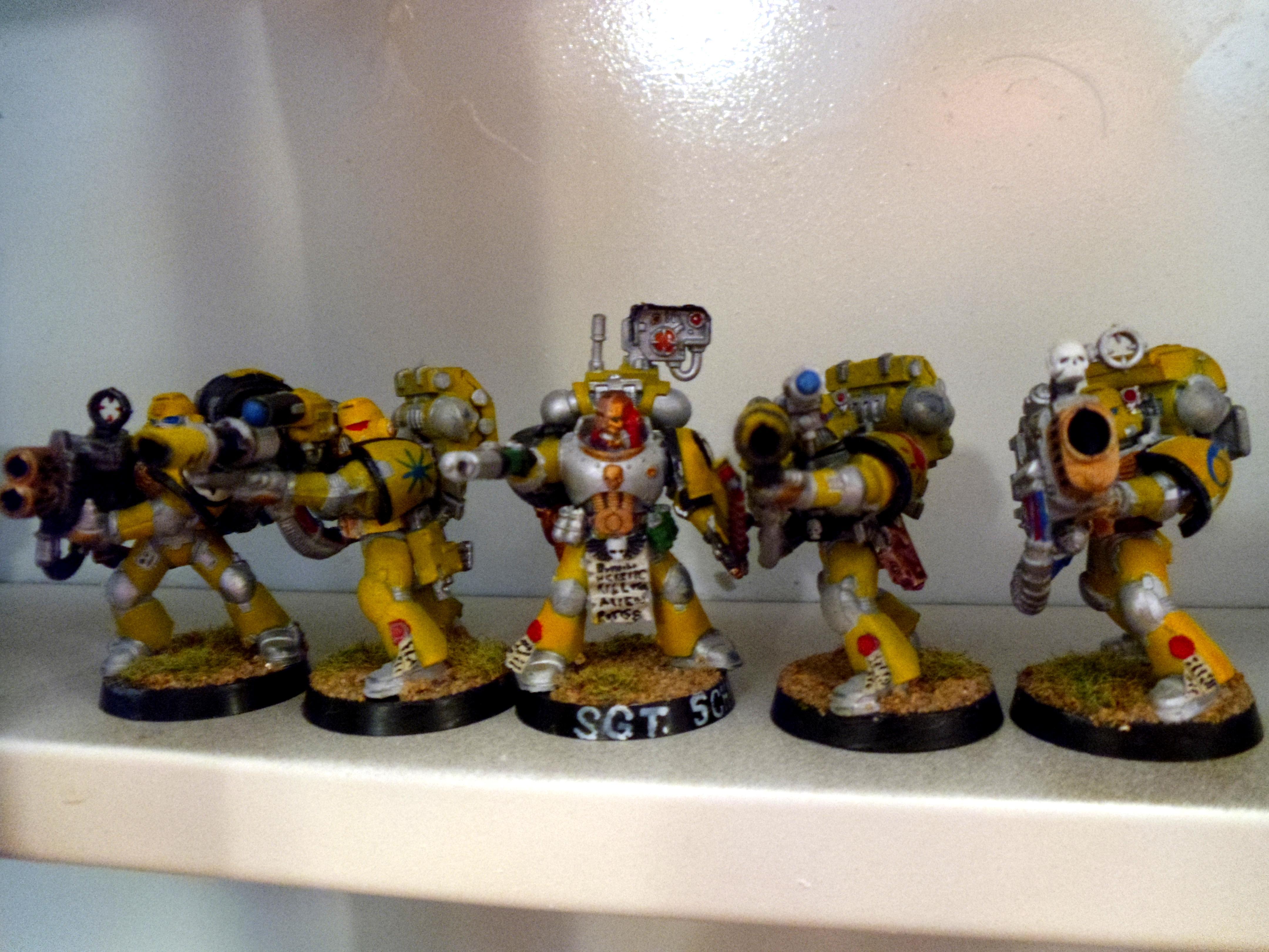 Devastator Squad II