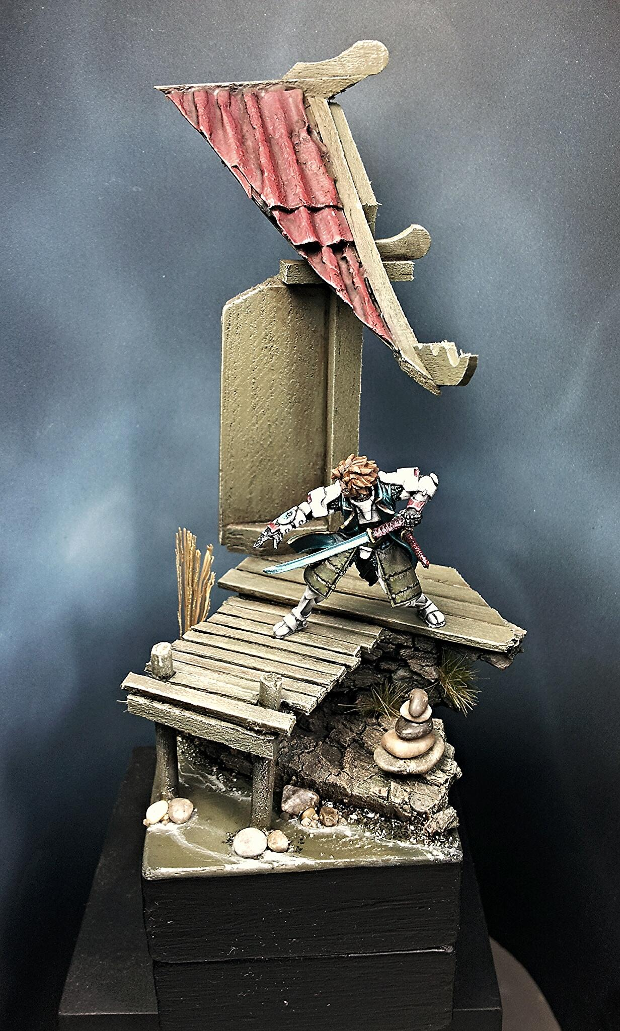Dakka Painting Challenge, Infinity, Two Tickets To Paradiso