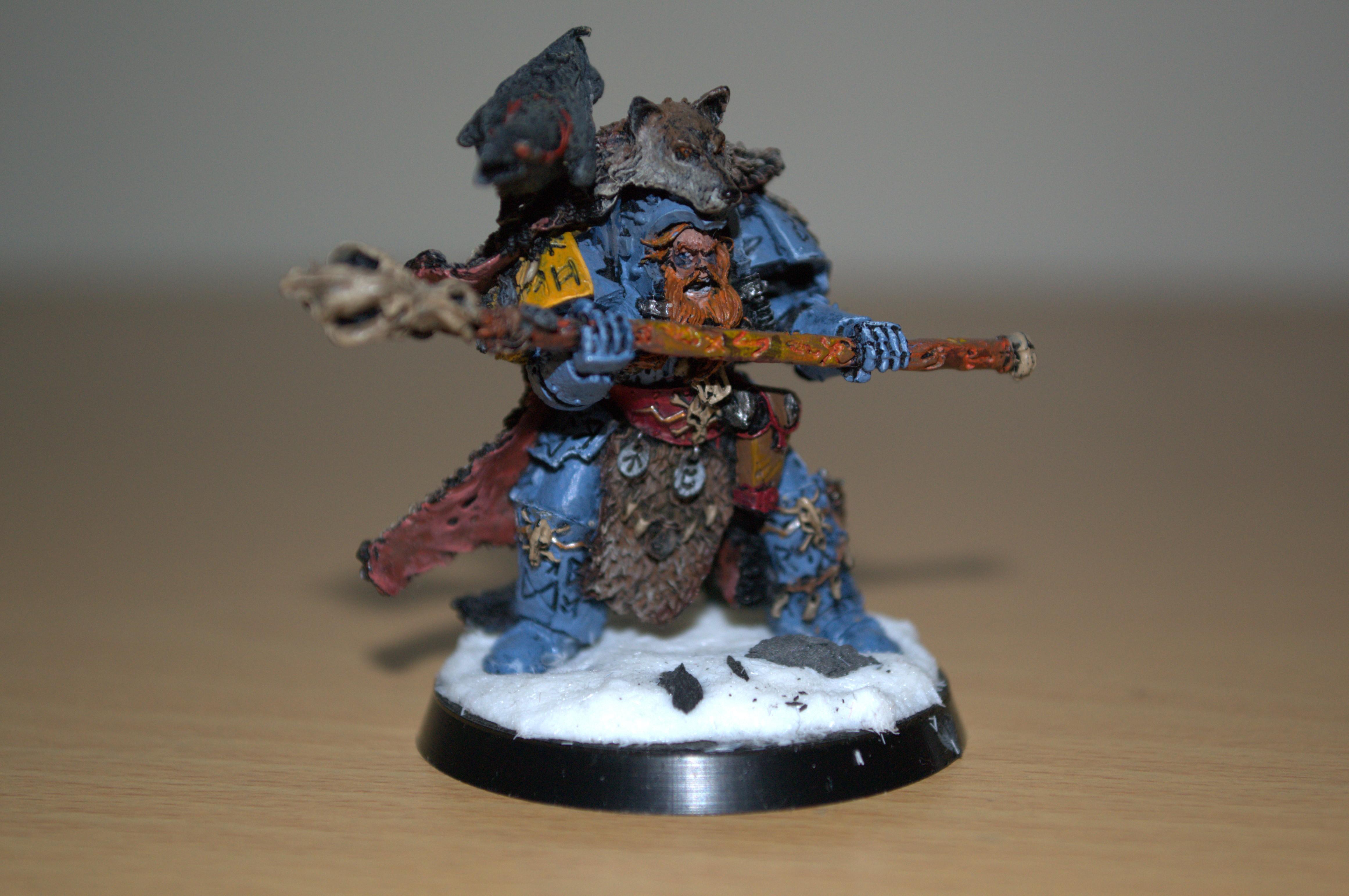 Njal Stormcaller, Space Wolves