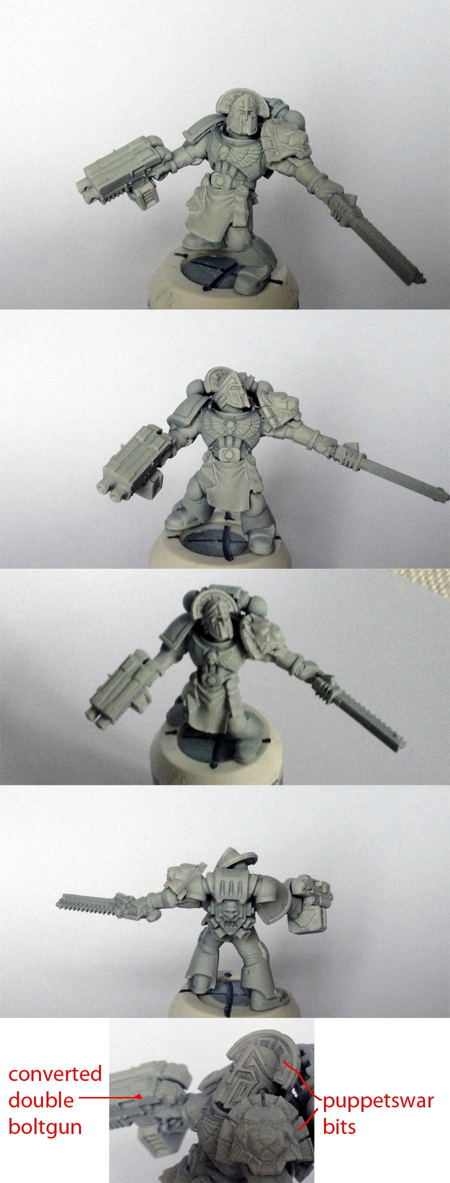 Sternguard  Sergeant Conversion