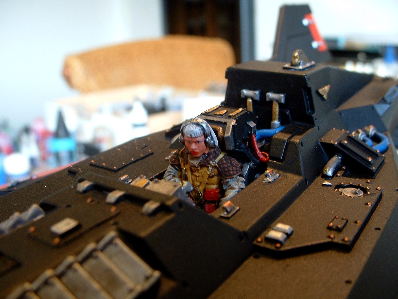 Adepta Sororitas, Avenger Strike Fighter, Closeup, Flyer, Forge World, Pilot, Sisters Of Battle, Voss Pattern Lightning