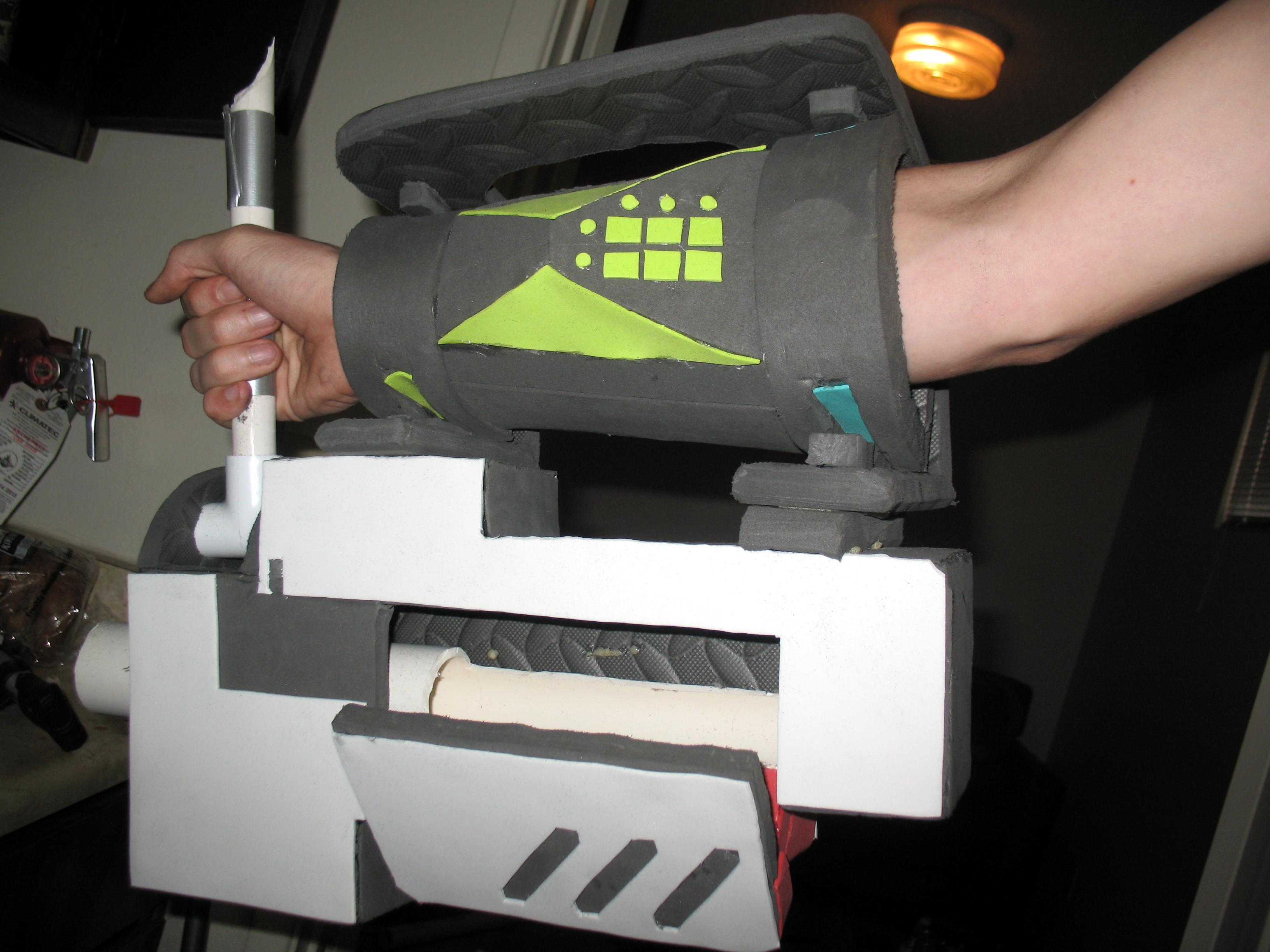 Plasma Rifle base