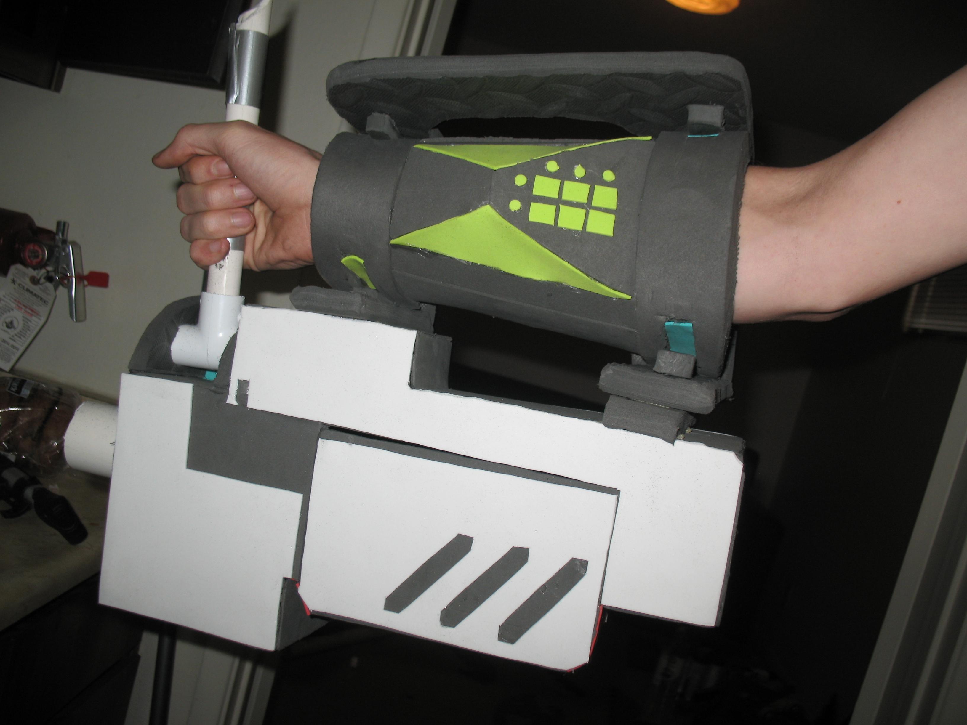 Plasma Rifle Body