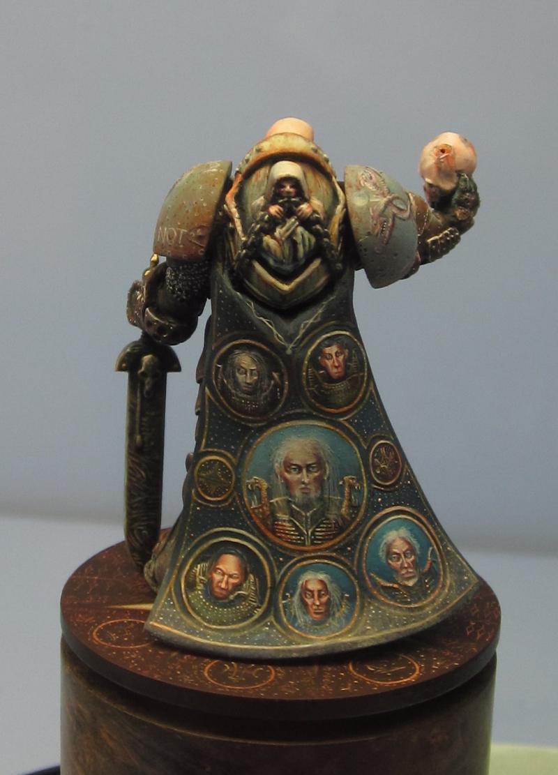 Adepticon 2011, Amazing Painting, Crystal Brush, Warhammer 40,000