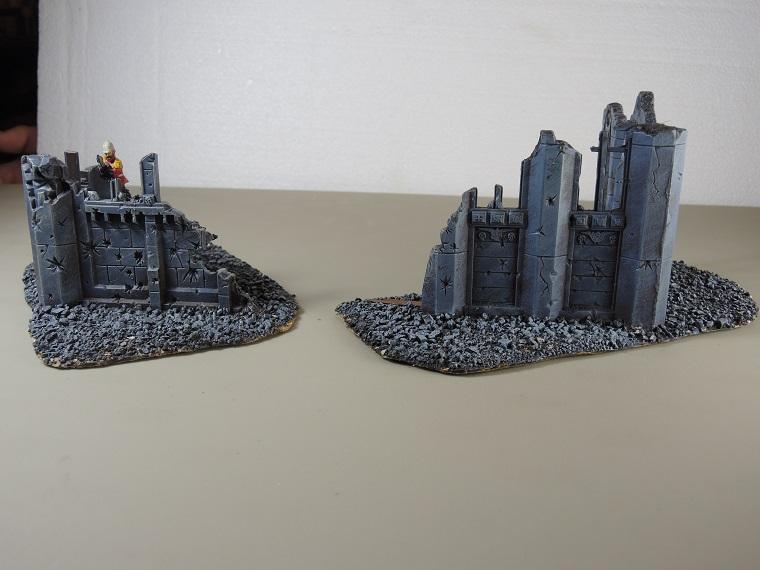 Cities Of Death, Ruin, Scratch Build, Terrain