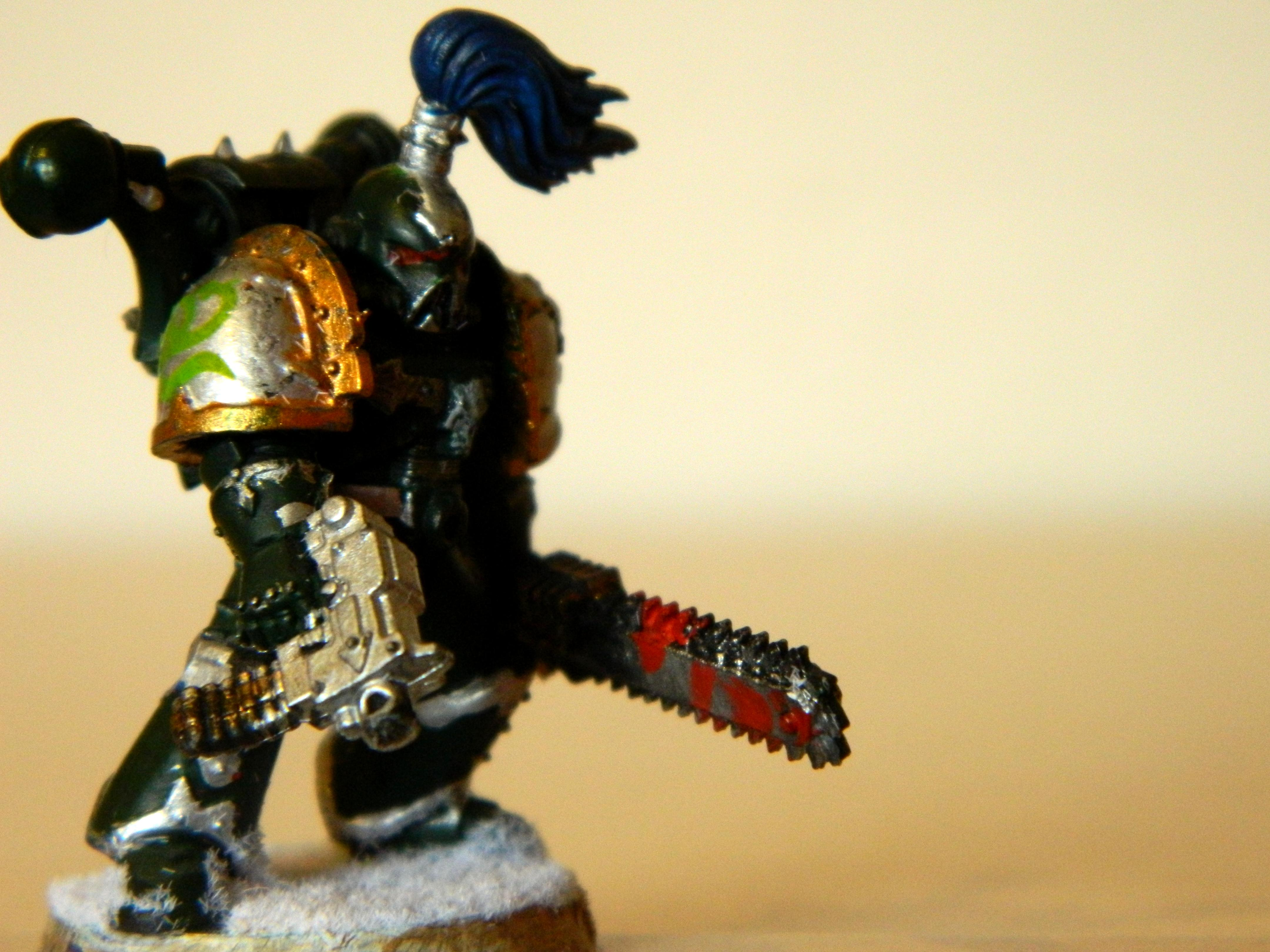 Alpha, Blood, Chaos, Chaos Space Marines, Combat, Conversion, Execution, Snow