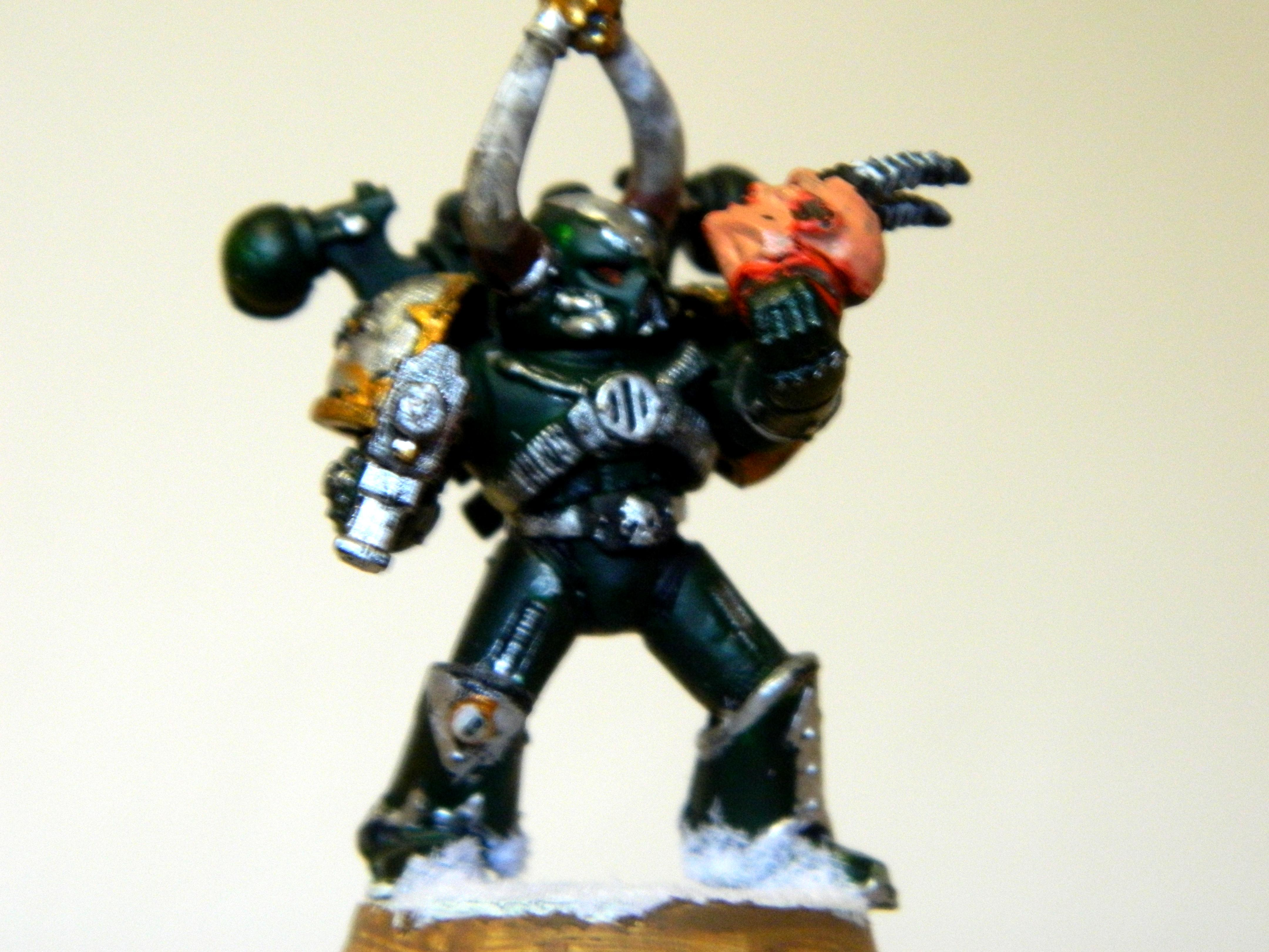 Alpha, Assault, Blood, Chaos Space Marines, Conversion, Curious, Snow